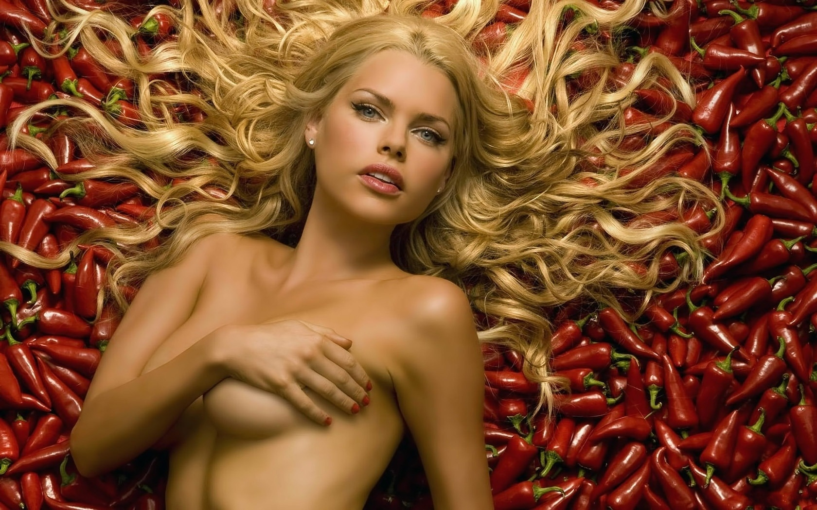 Peppers forum nude