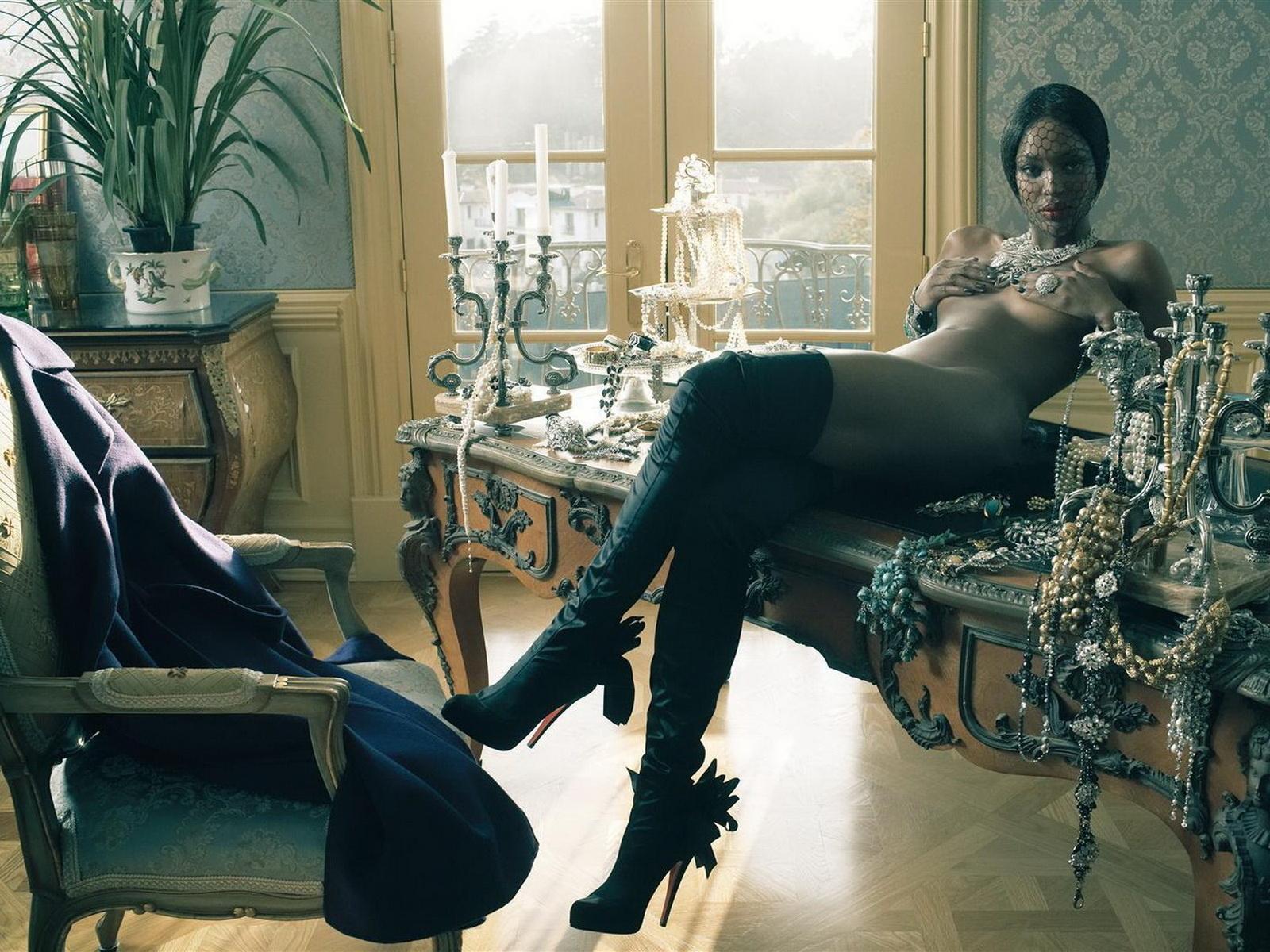 Черная госпожа фото 8 фотография