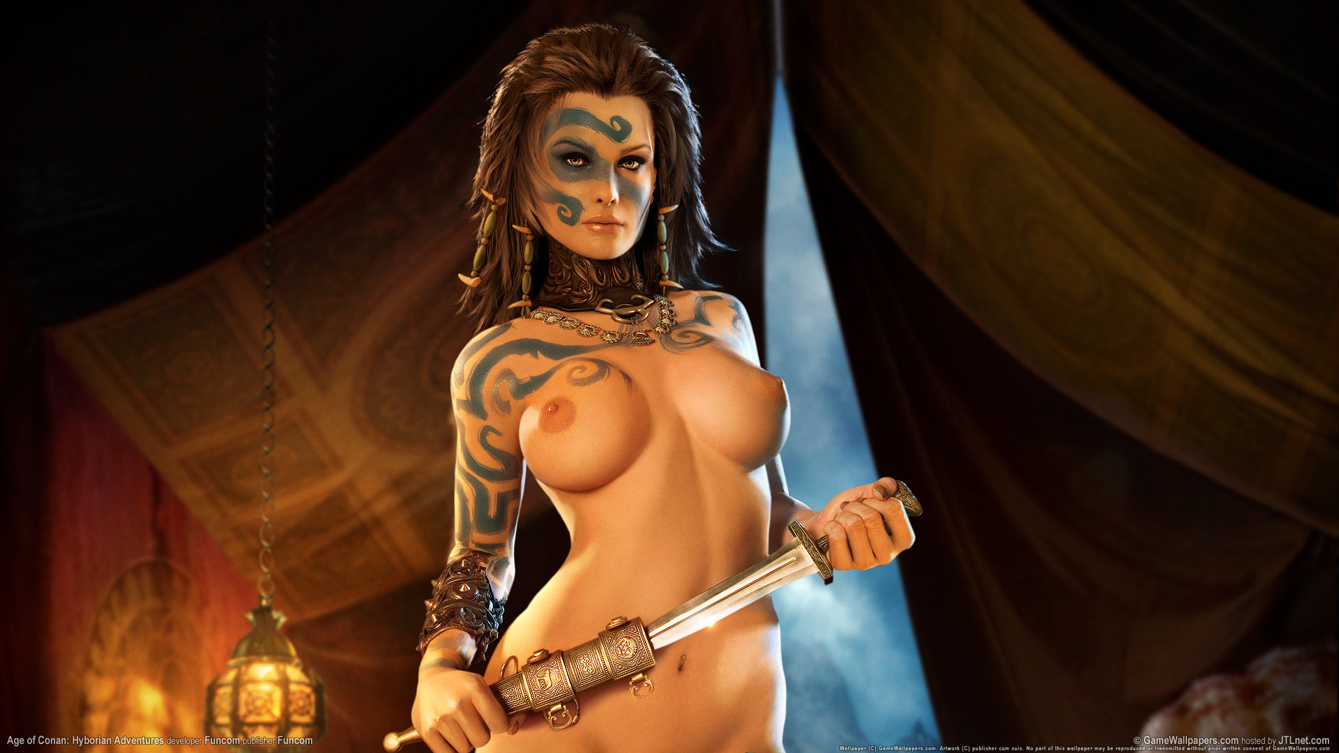 Epic warrior girls boobs fucks pictures