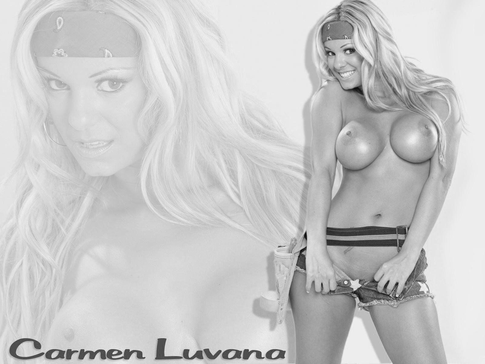 Carmen luvana boobs