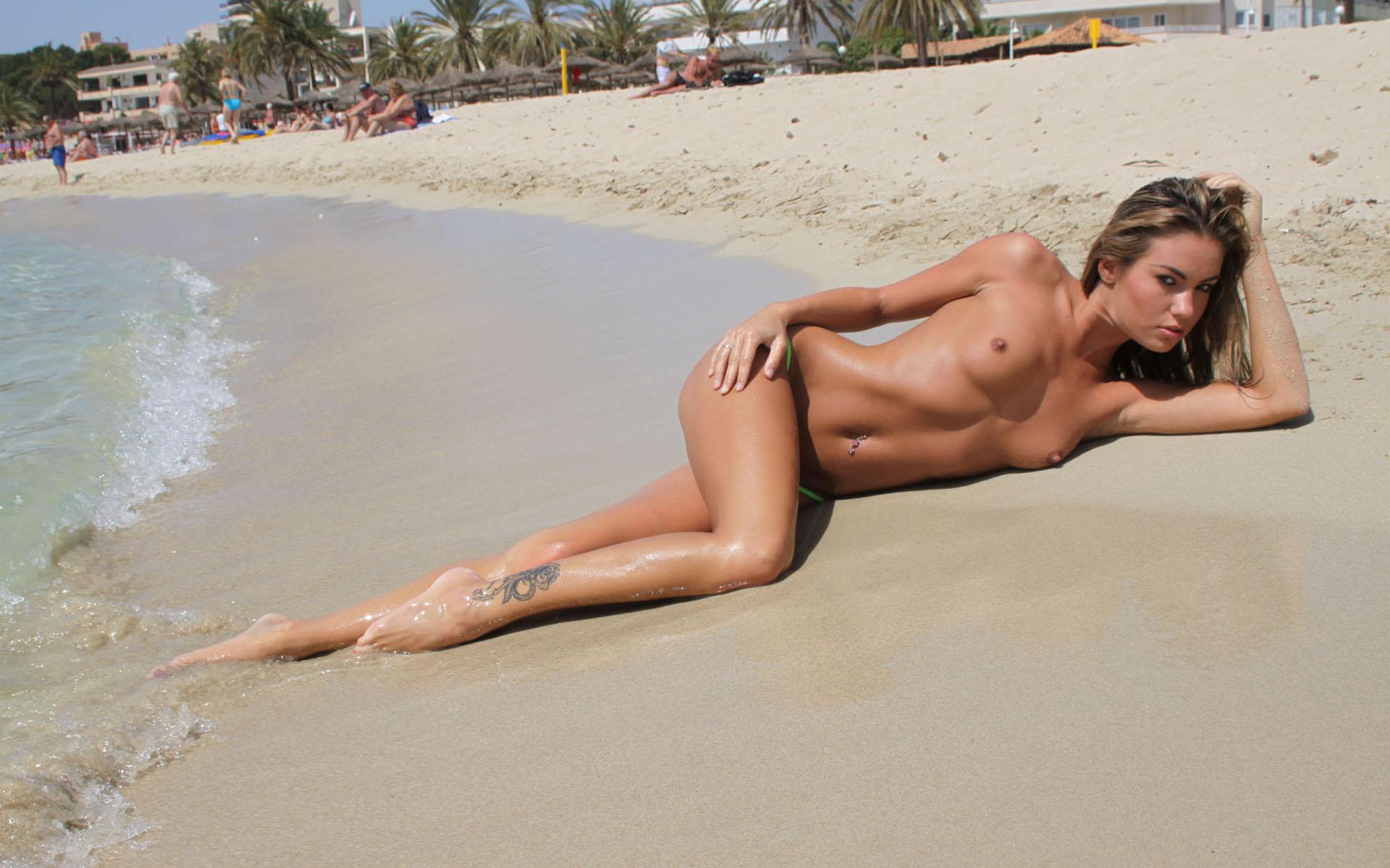 beach Veronika fasterova