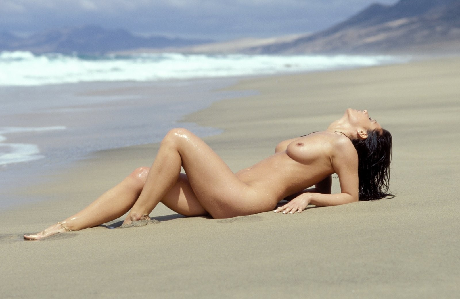 Beach Nude Wallpaper