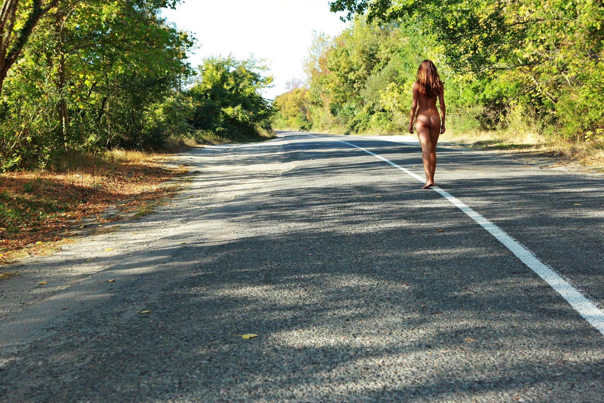 Nude road rule