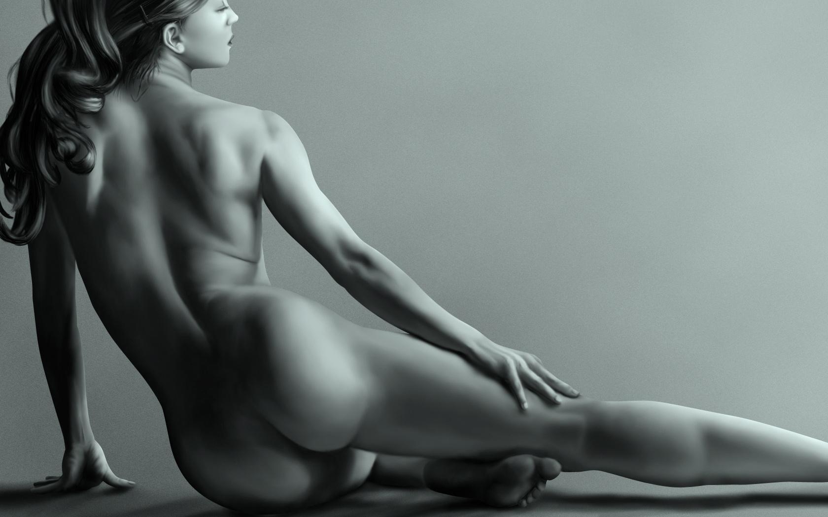 Hot artists nude