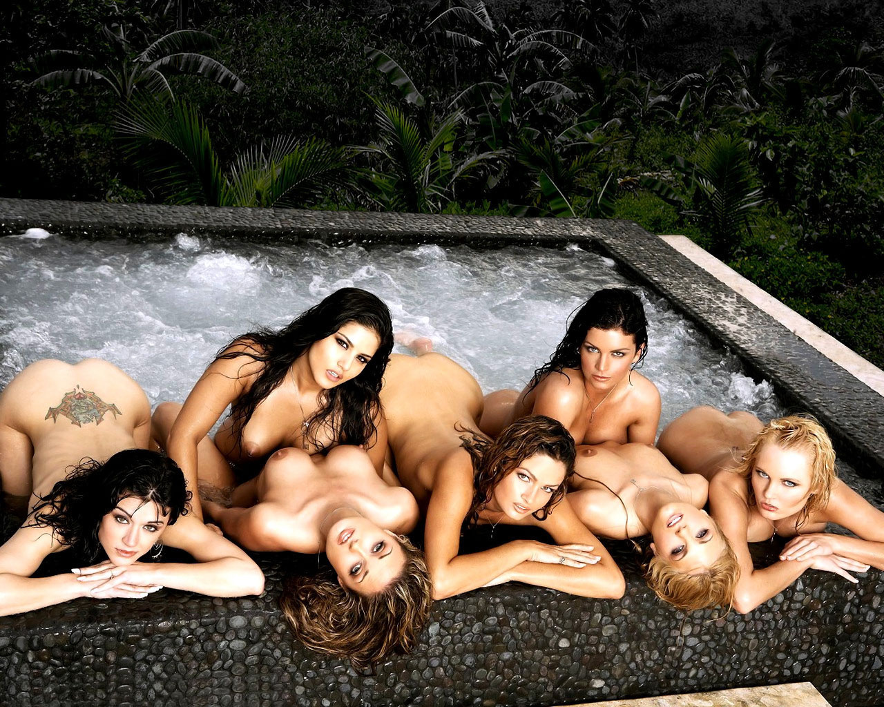 Tlc pop group nude naked