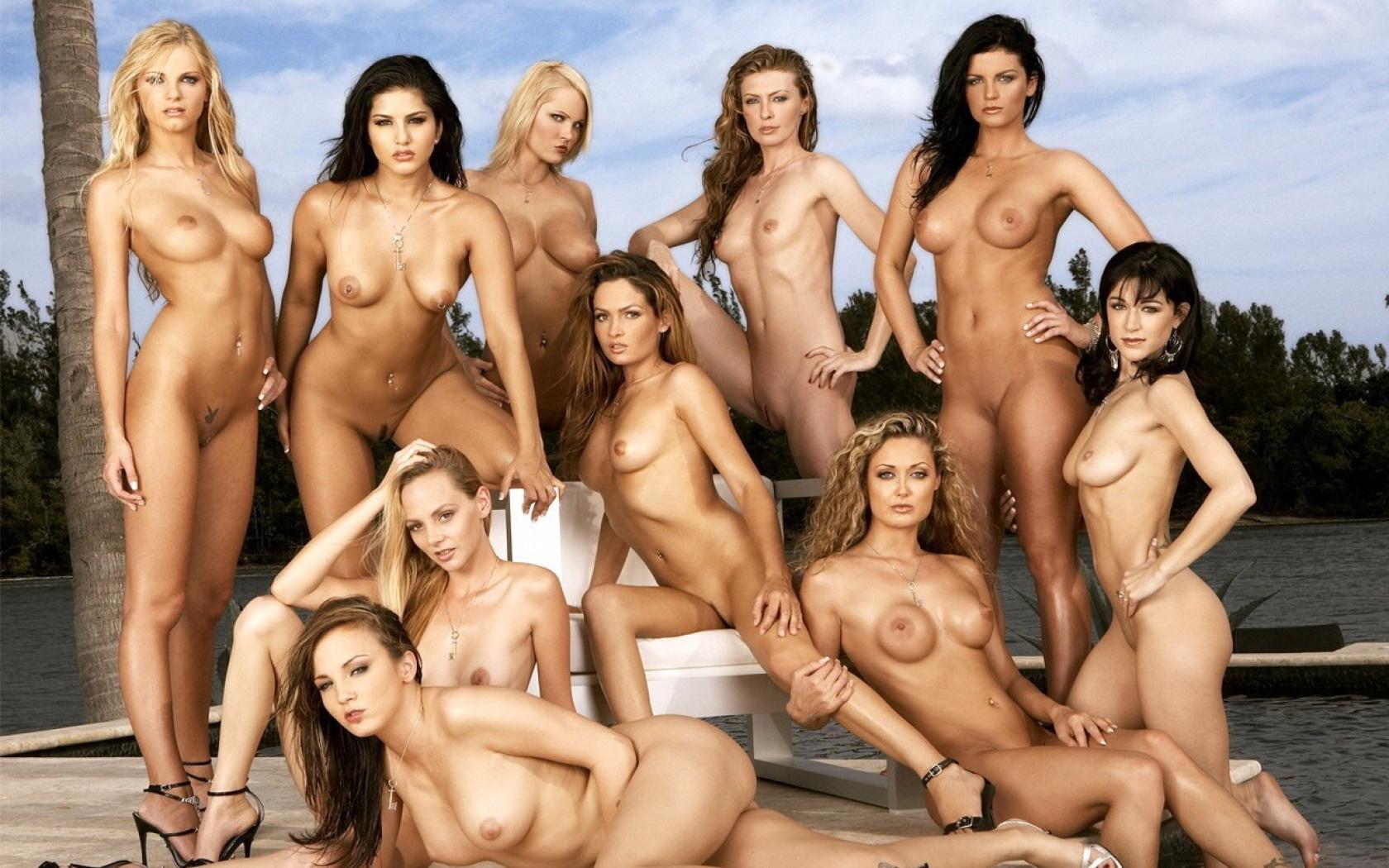 Красивые фото голые телки