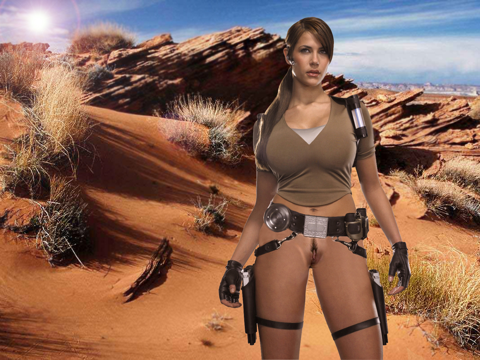 Lara croft naked wallpapers xxx scene