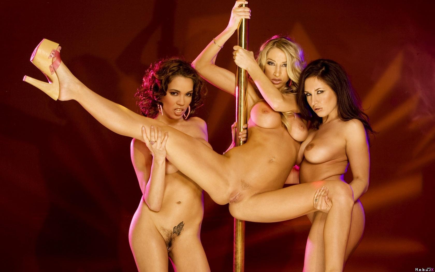 Смотреть порно девушки на шесте голые 12 фотография