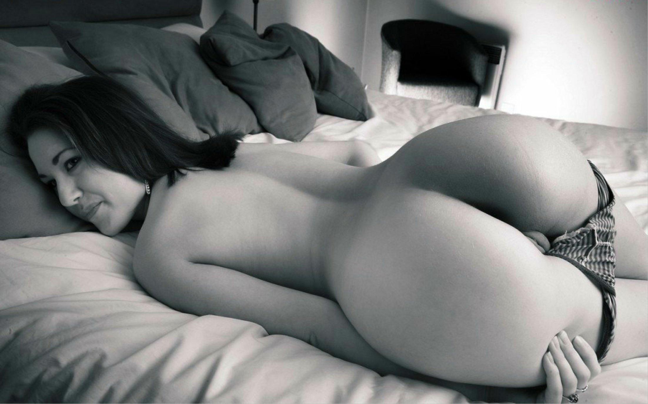Черно белые порнографические фотографии