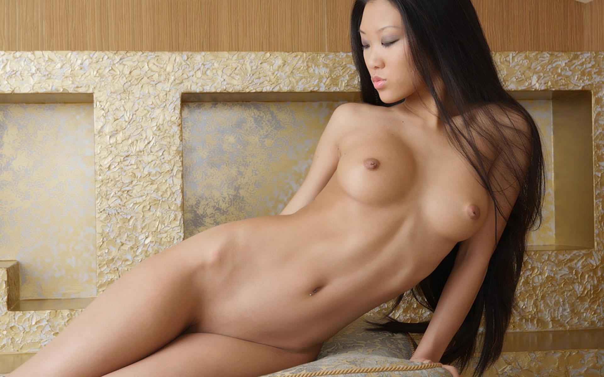 Голые секс азиатки