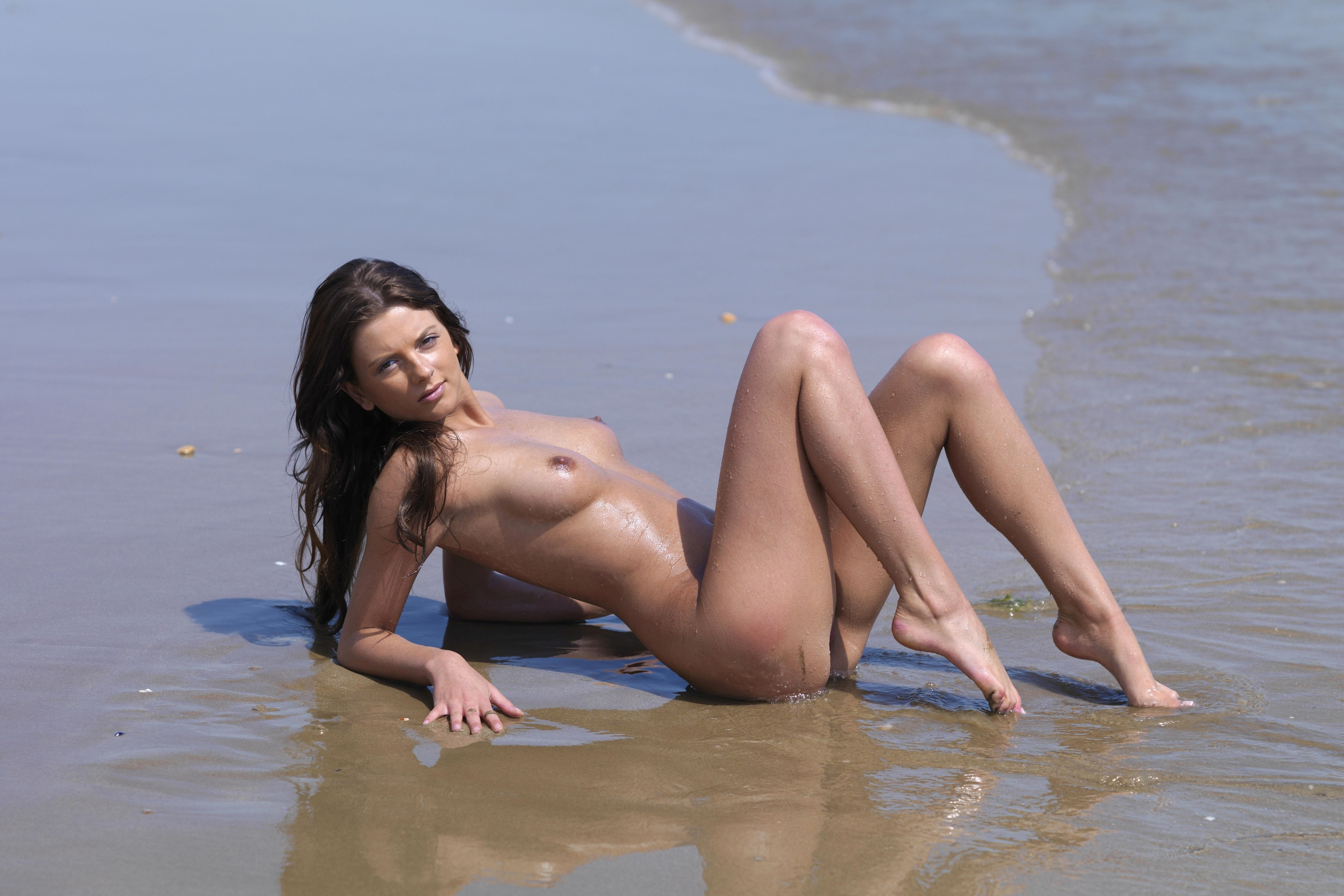 French nude family beaches