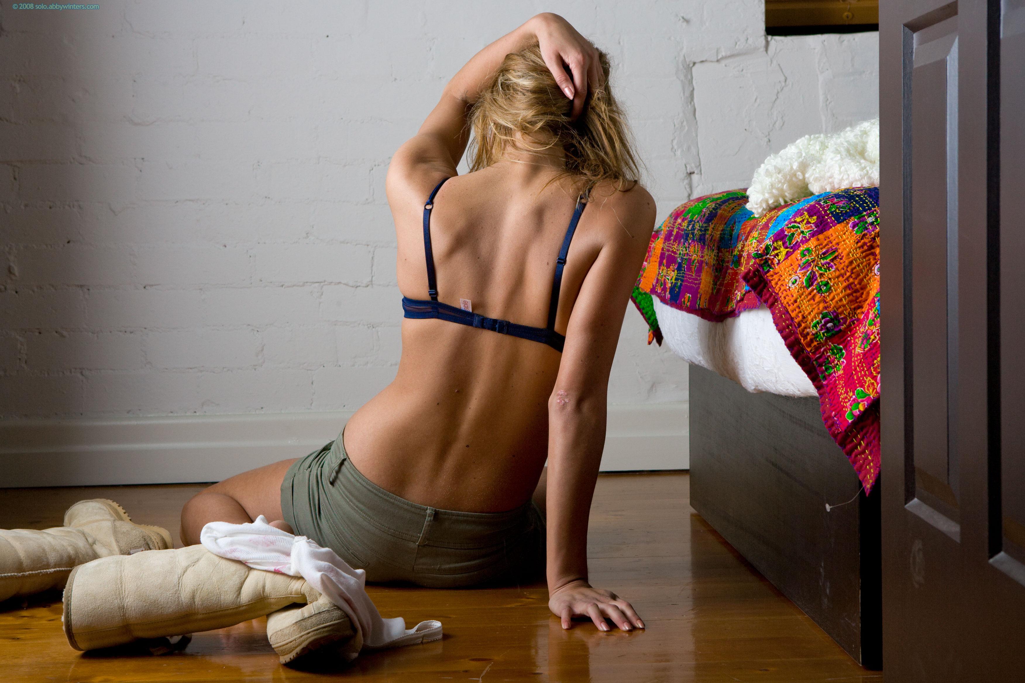 Wallpaper Rebecca D, Model, Aussie, Sexy, Lingerie, Blonde -7174