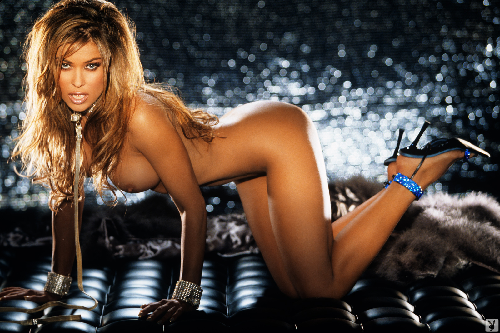 Carmen electra naked sex toy
