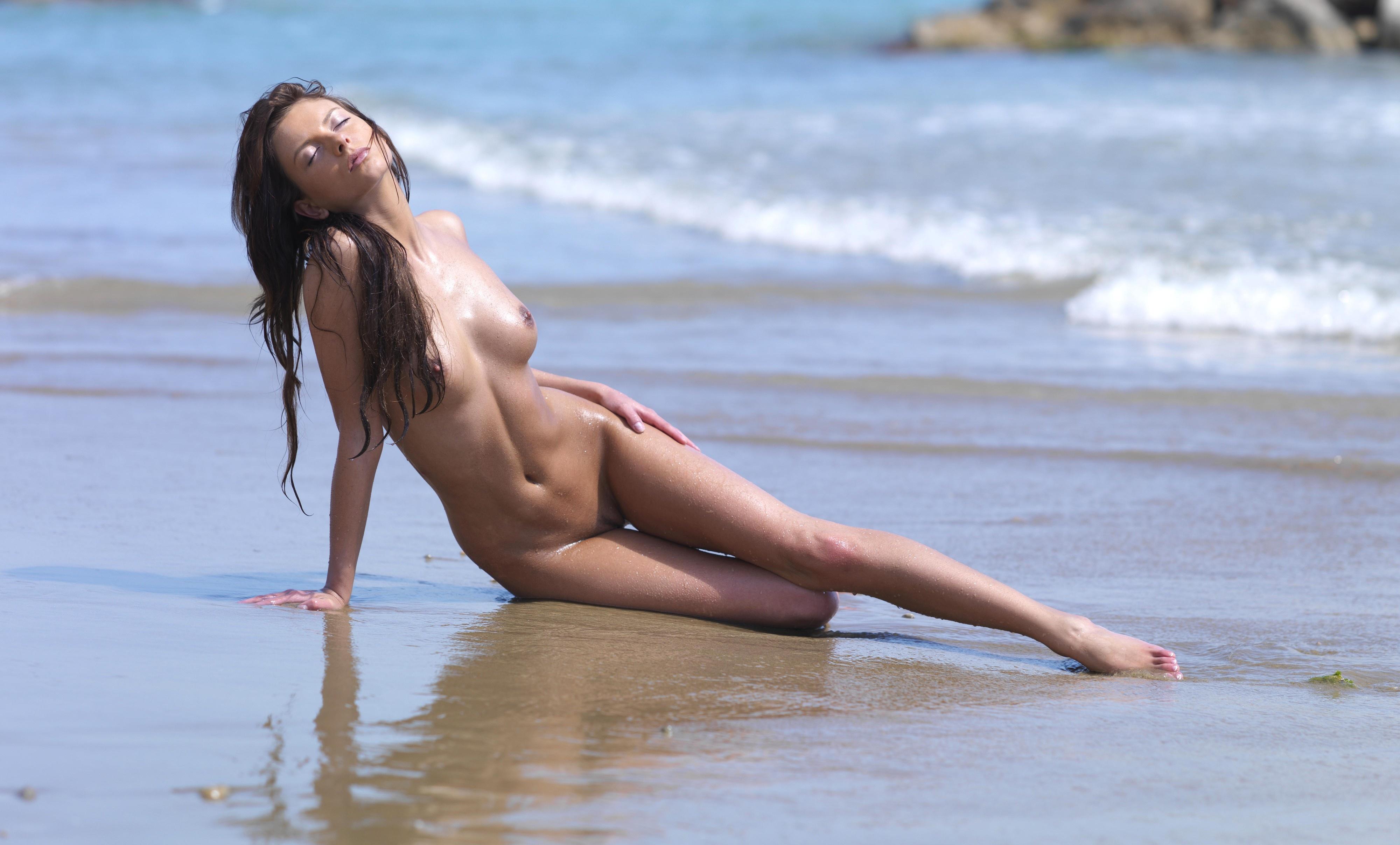 Nude Beach Just Girls