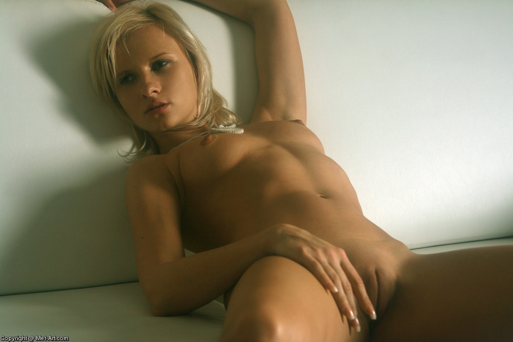 Wallpaper Erotic, Sexy, Nude, Beautiful, Blonde, Hot Body -3018