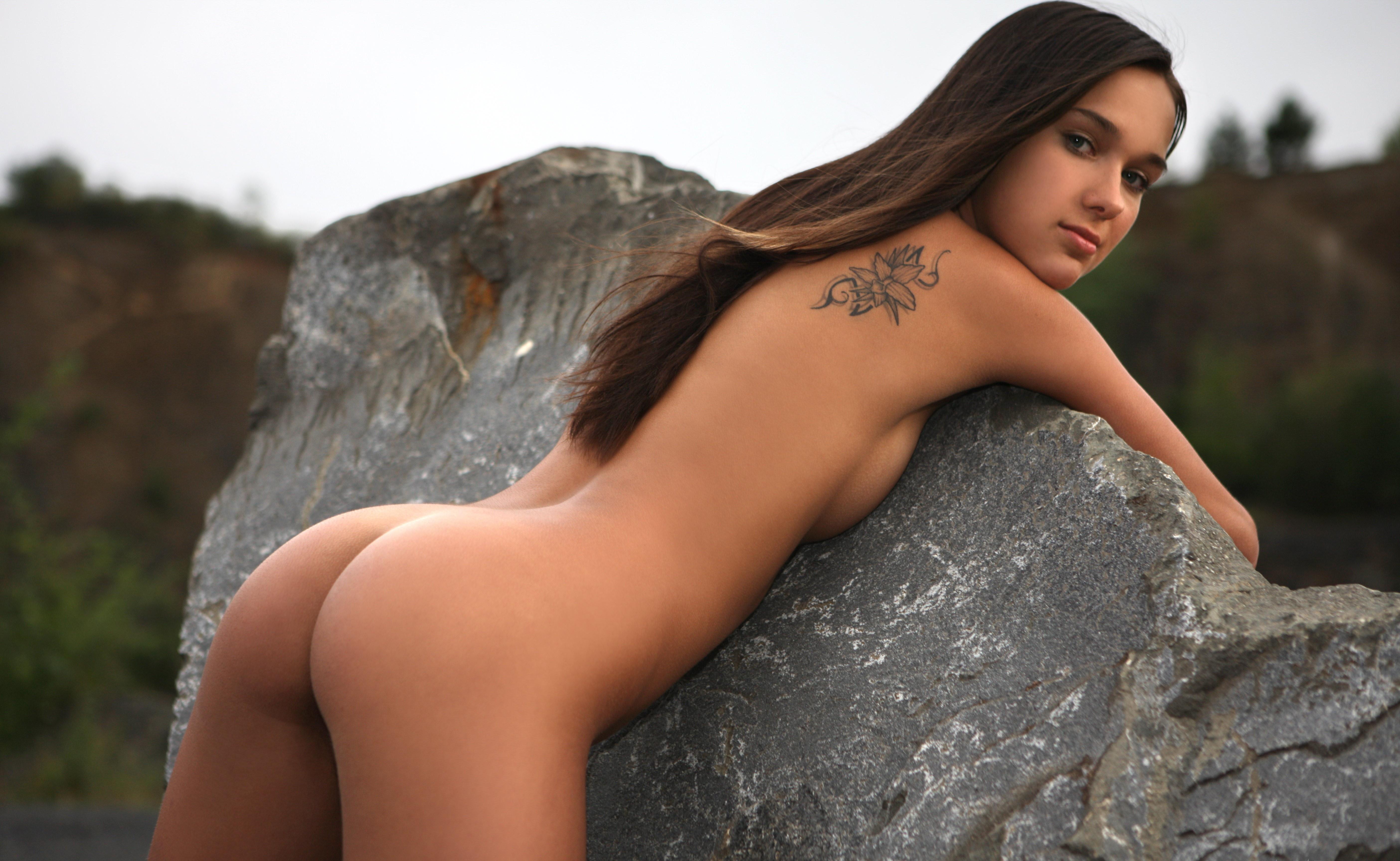 девушек фото и голые красивые