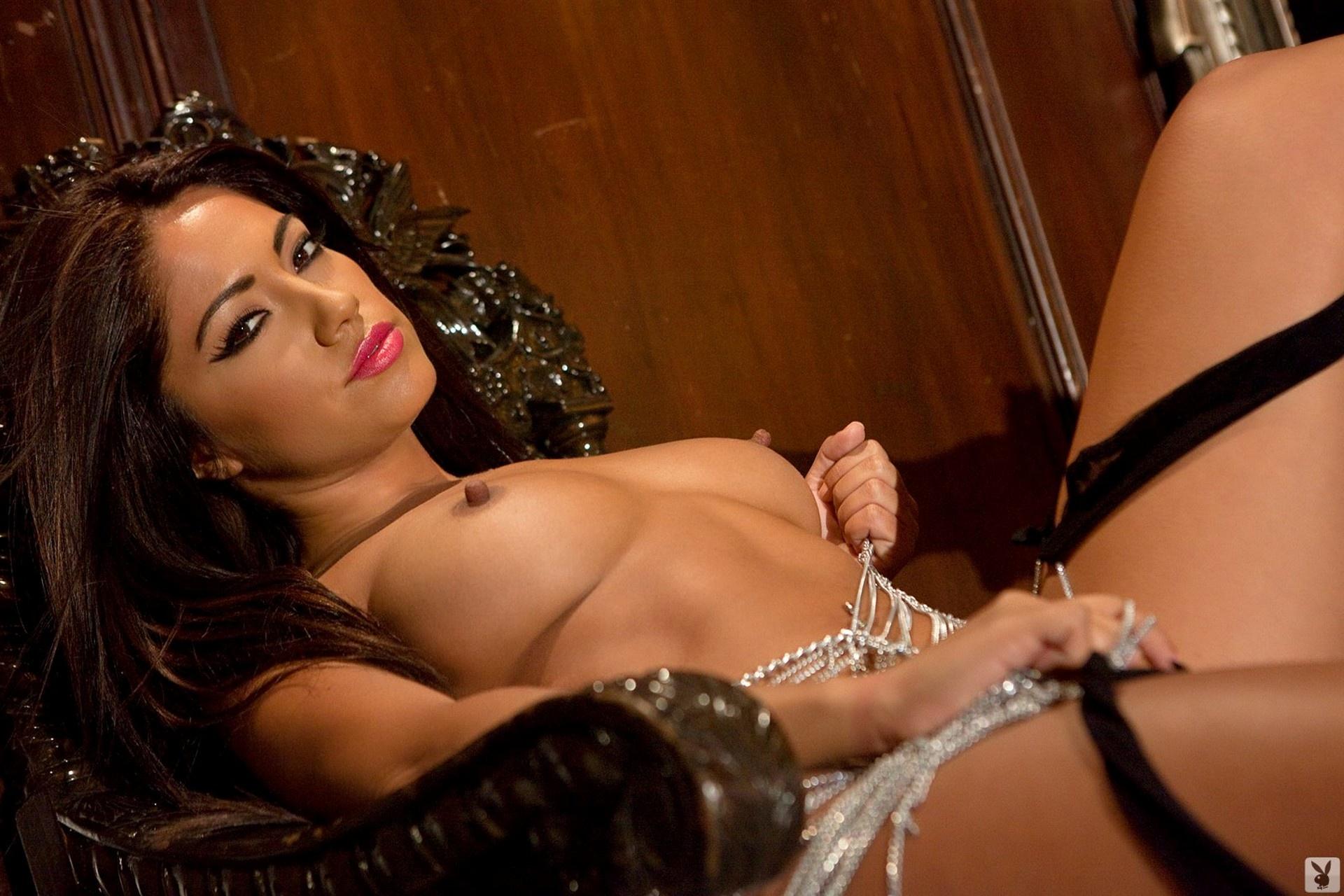 Perhaps Jessica burciaga naked nude topless