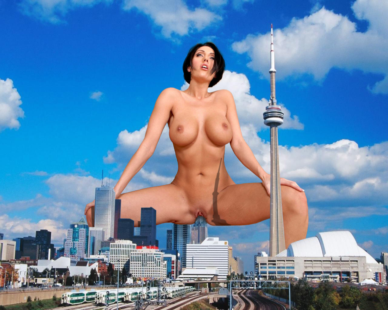 Giantess nude sex galleries