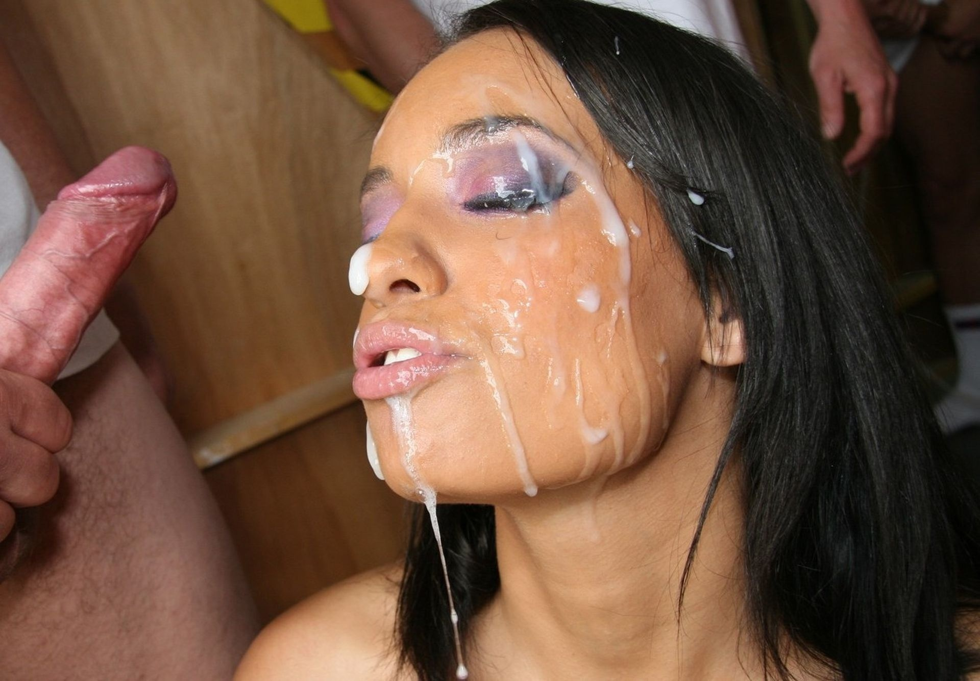 Slut cum face xxx gallery #6
