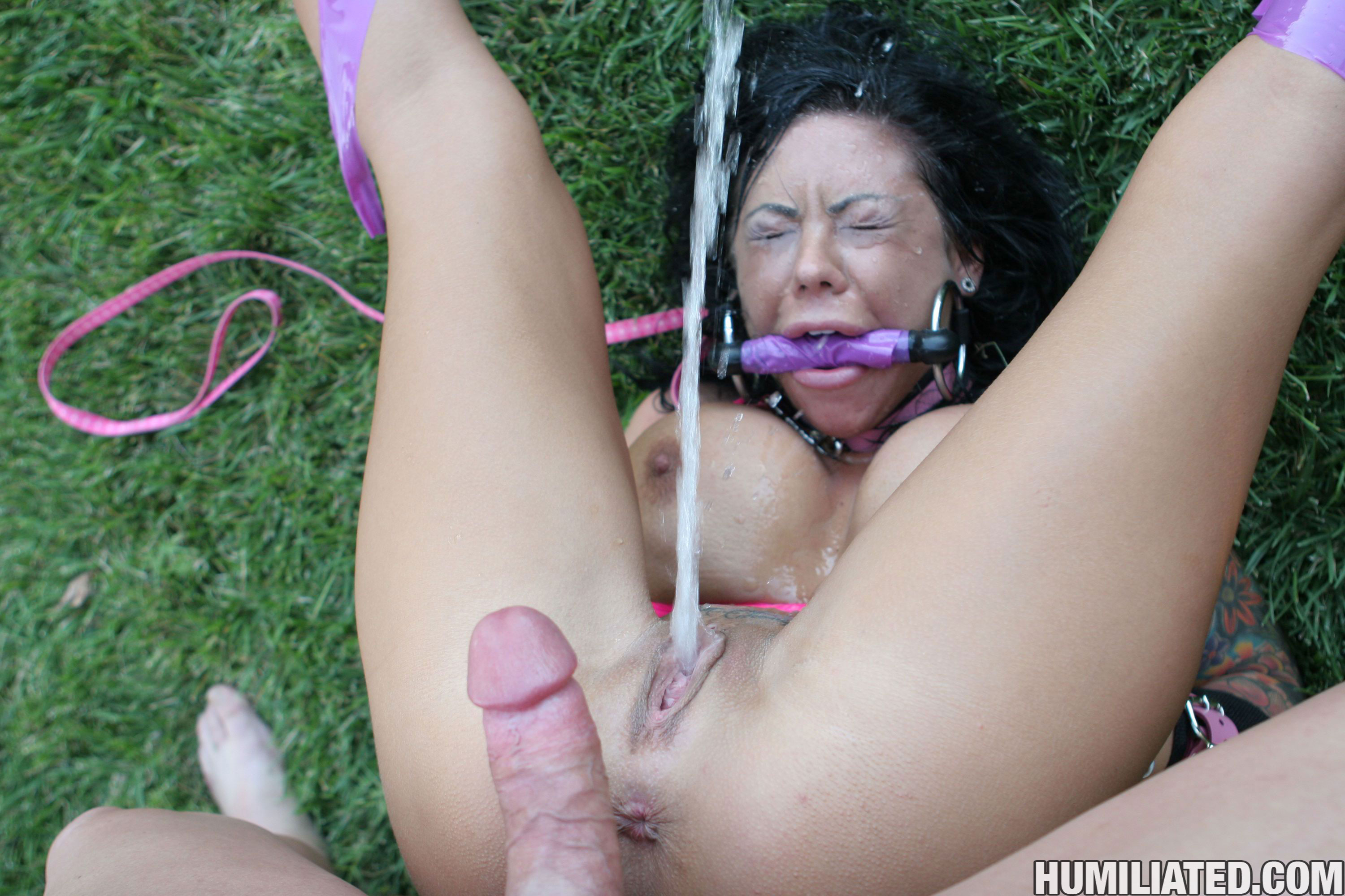 Young cum squirt