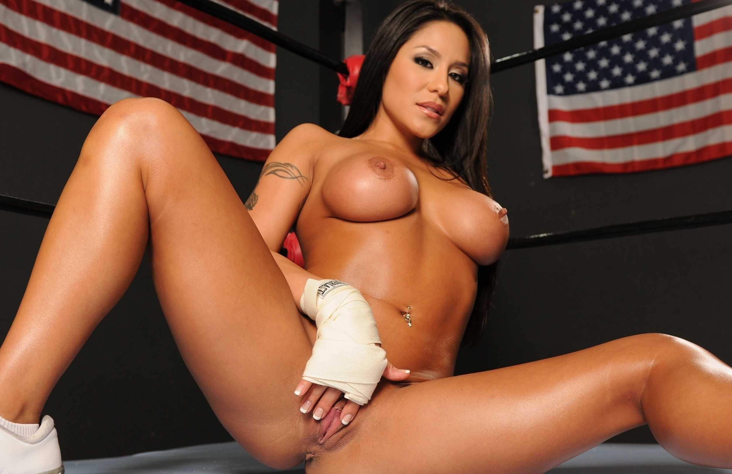 Nikki bella tits