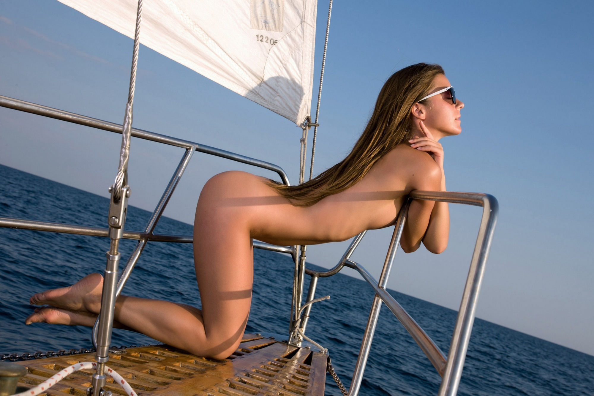 A first time bare necessities nude cruise
