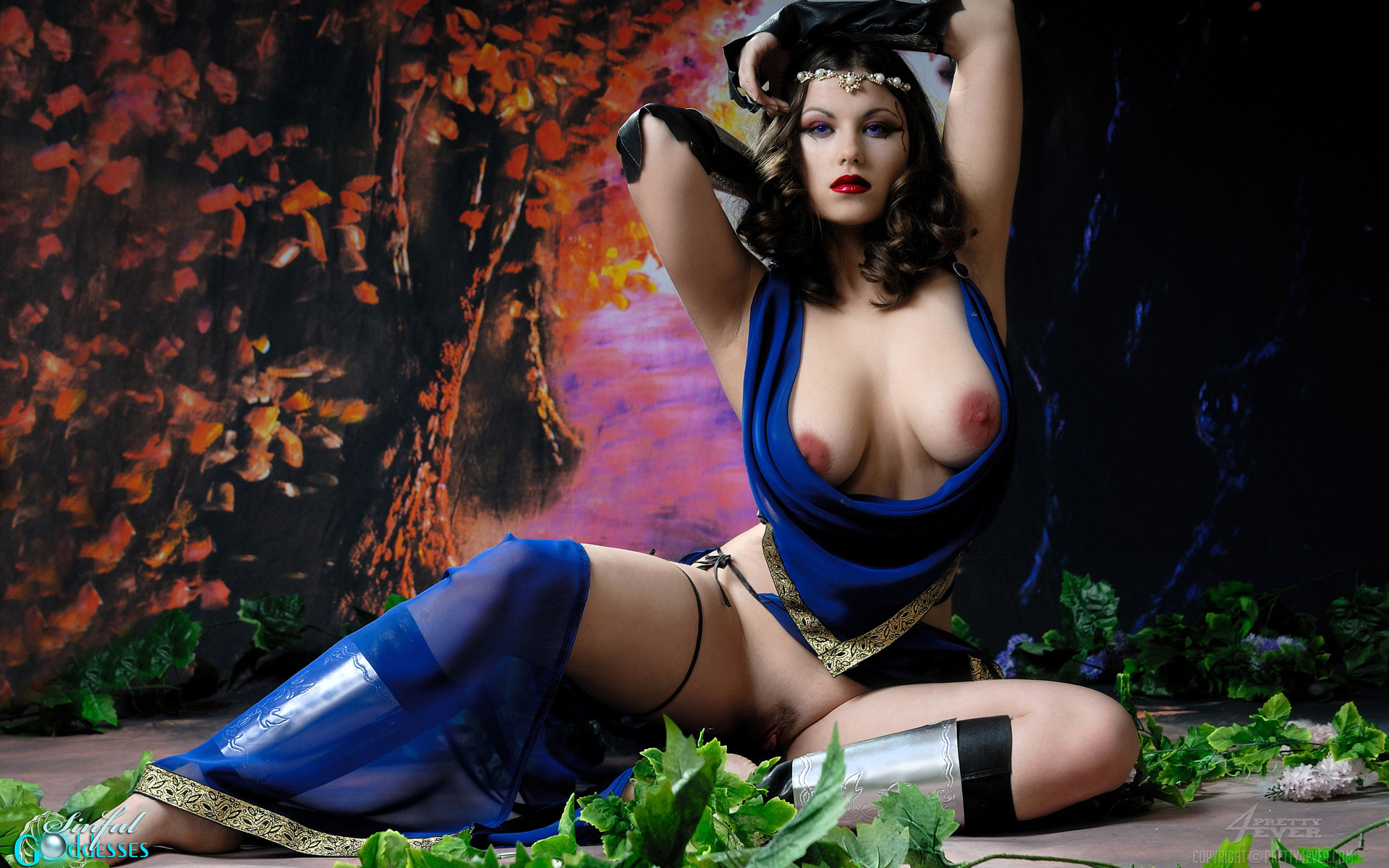Sexy cosplay hd