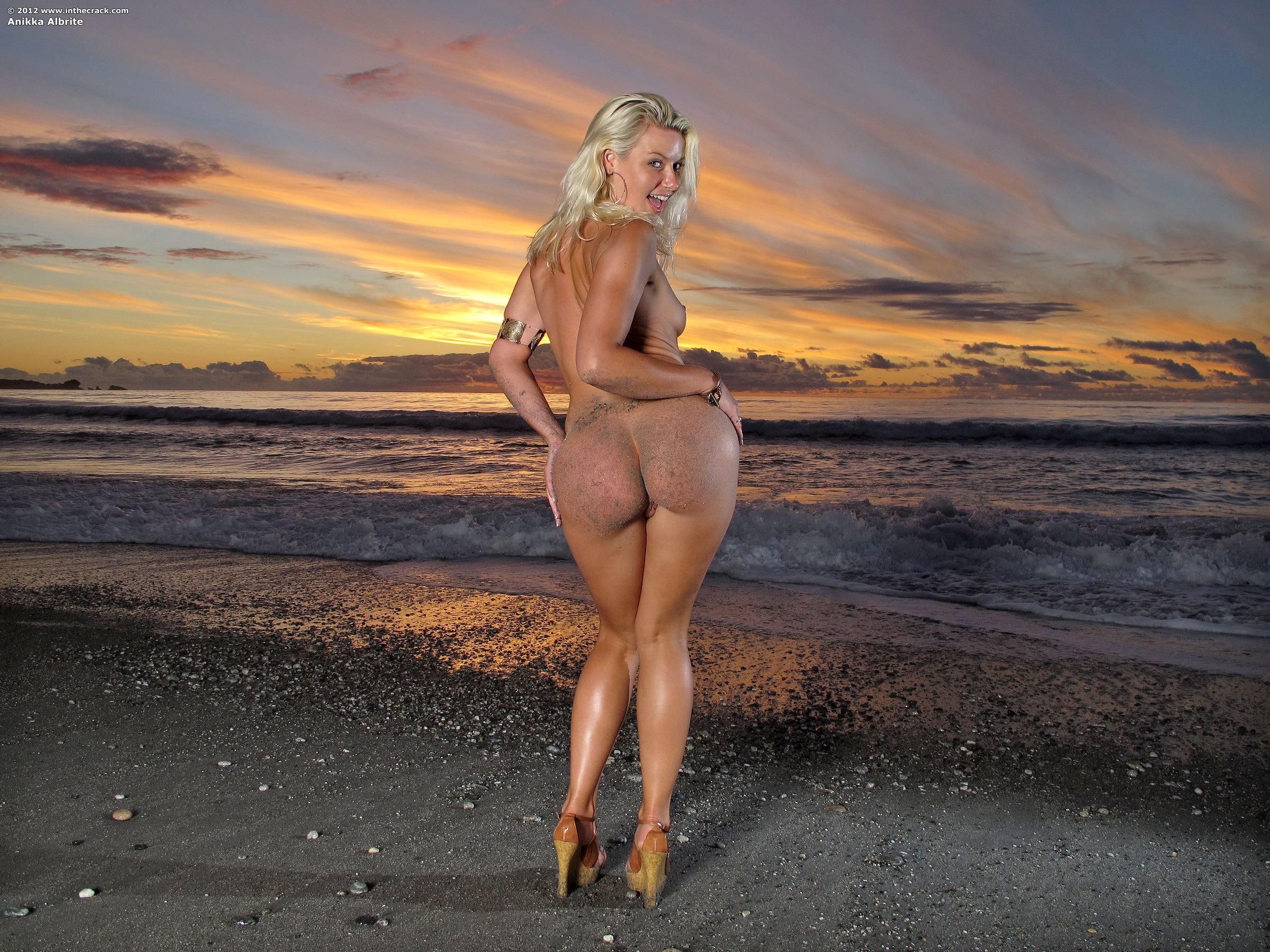 Super sexy naked ass