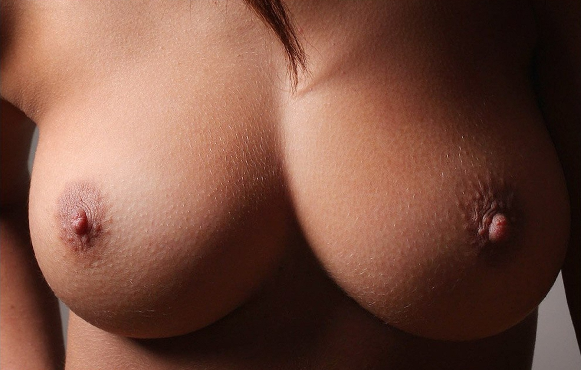 Boobs with nipple pasties