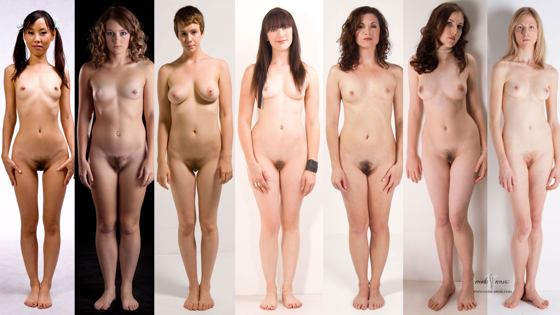 naked girls group