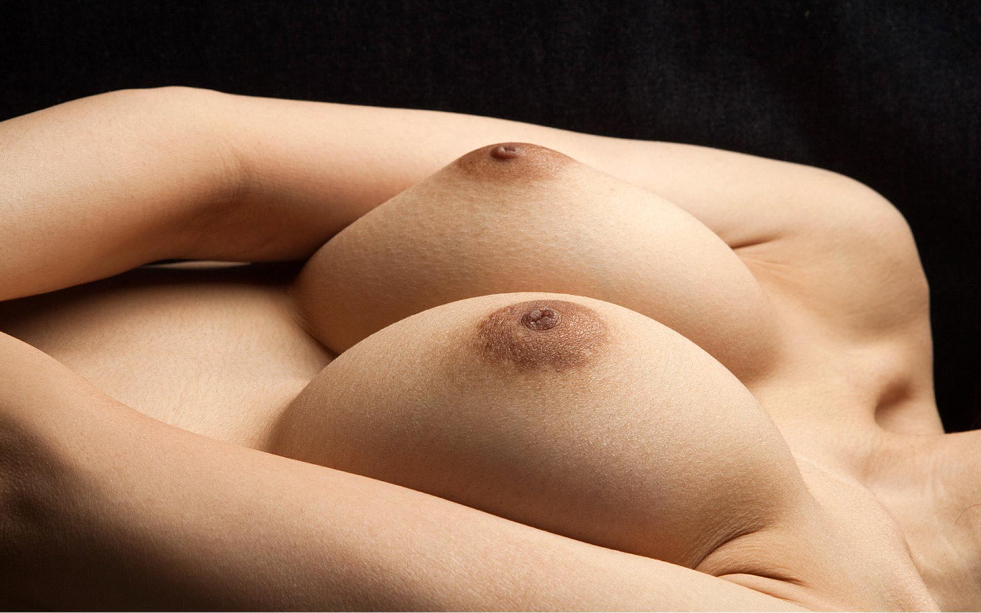Boobs naked up close thank