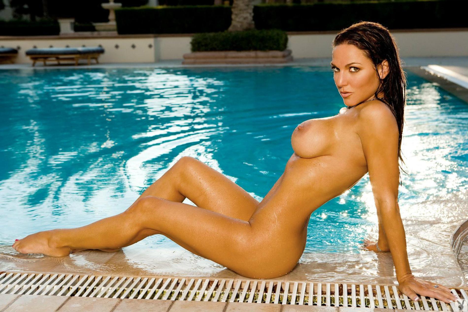 Playboy naked Xxx boobs