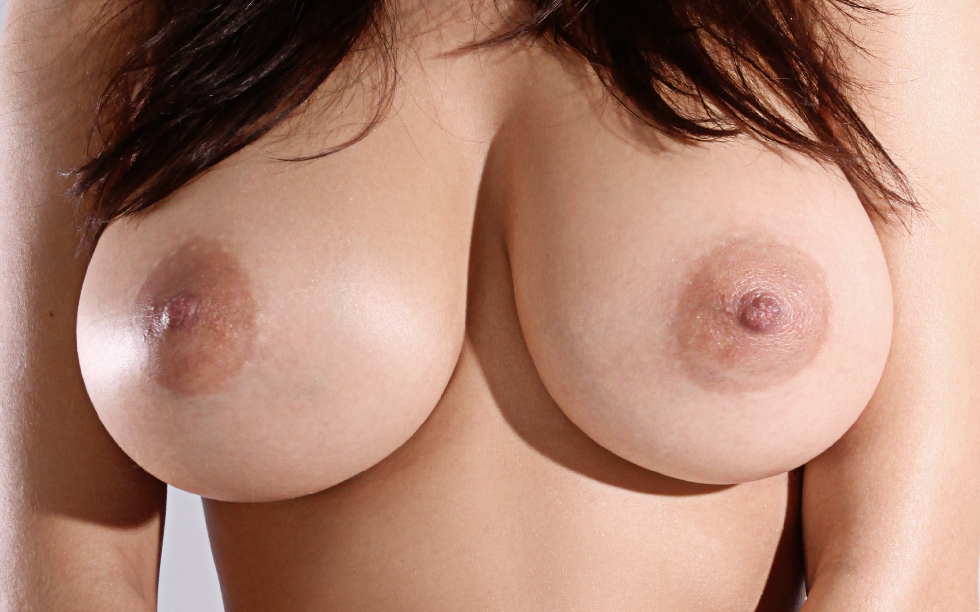 Big breasts big nipples
