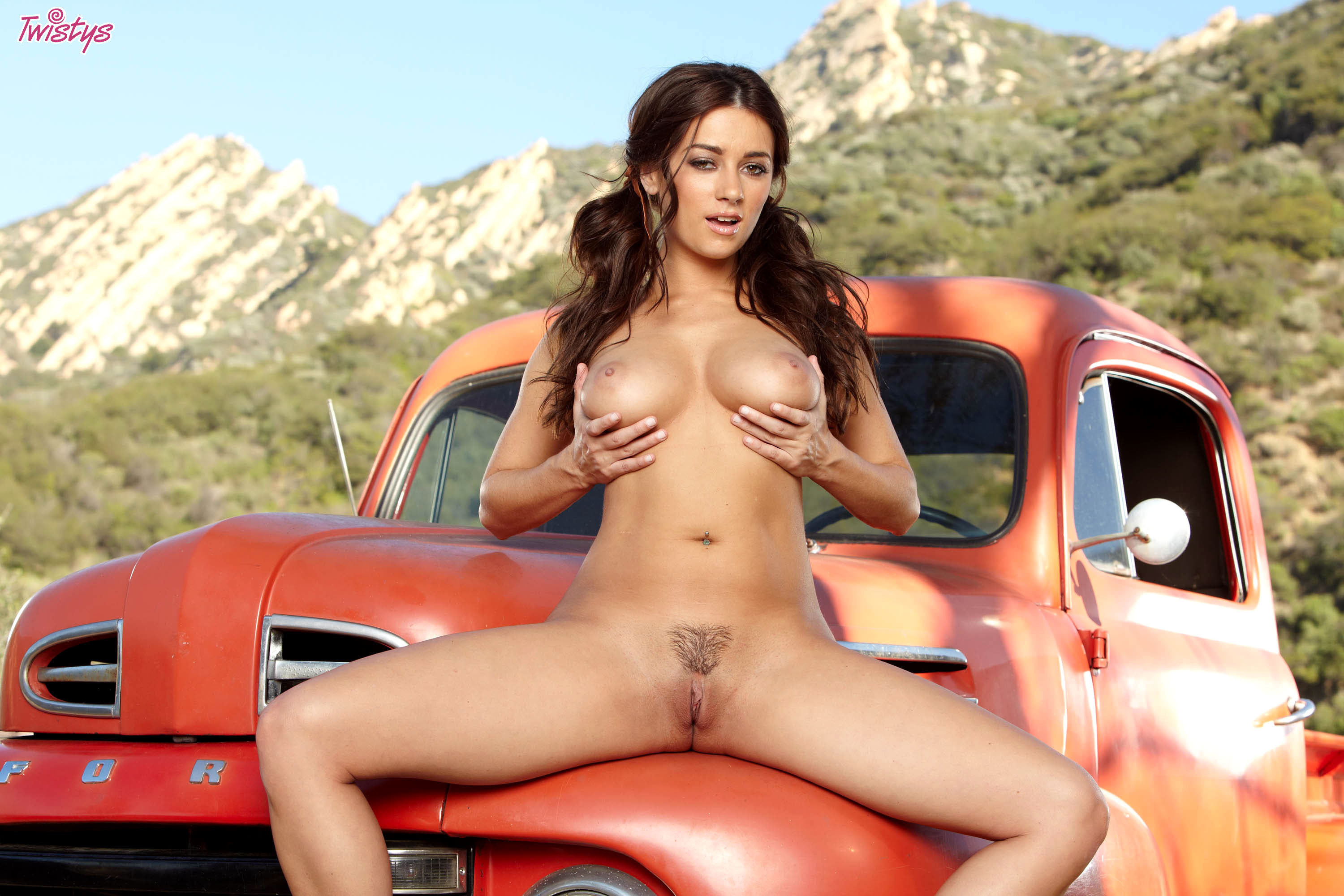 Apologise, but, hot naked girls with cars