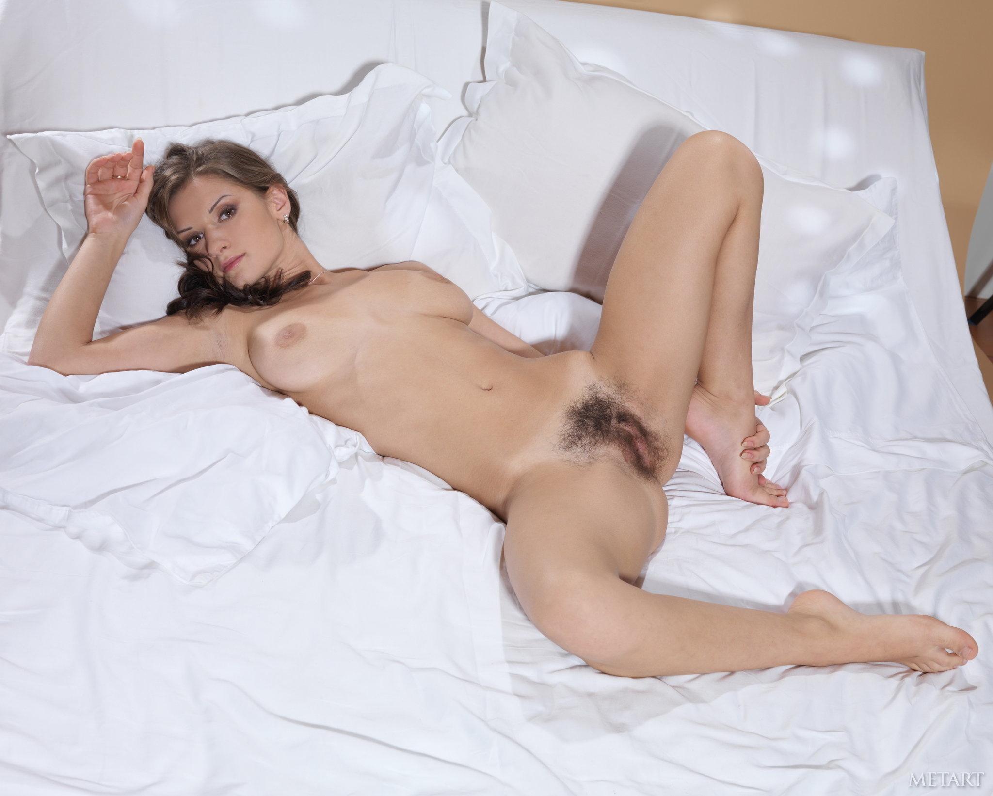 Alina H Picture Porno wallpaper sexy, hot, nude, babe, white, bed, diva, model