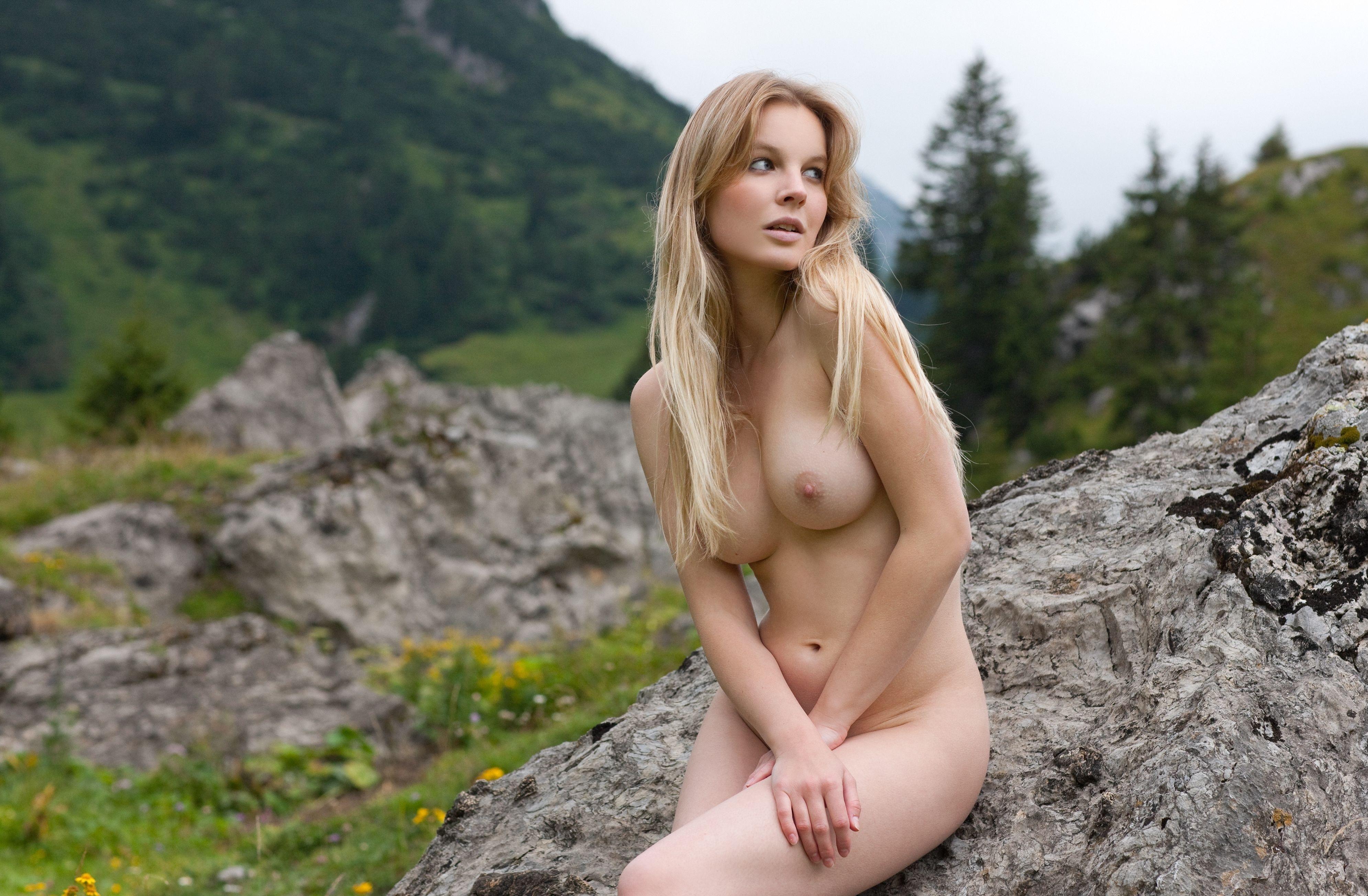 Norwegian natural nude