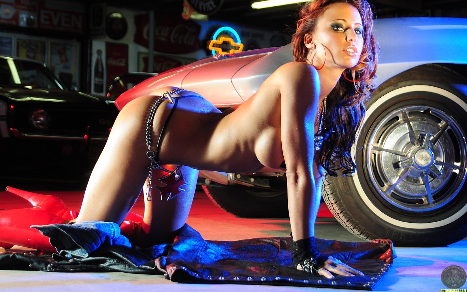 nichon sexy auto stoppeuse sexy
