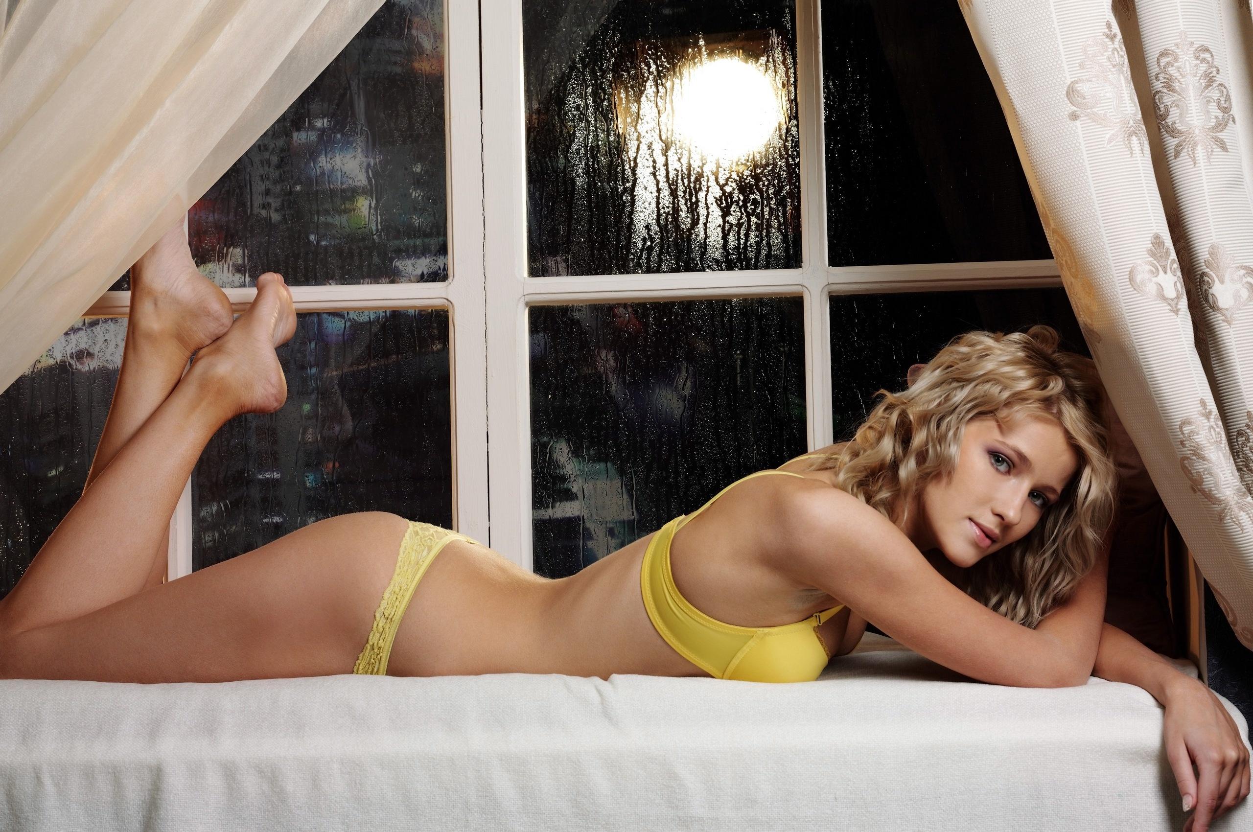 Wallpaper Maria Korshunova, Mila I, Sexy, Girl, Lingerie -9962