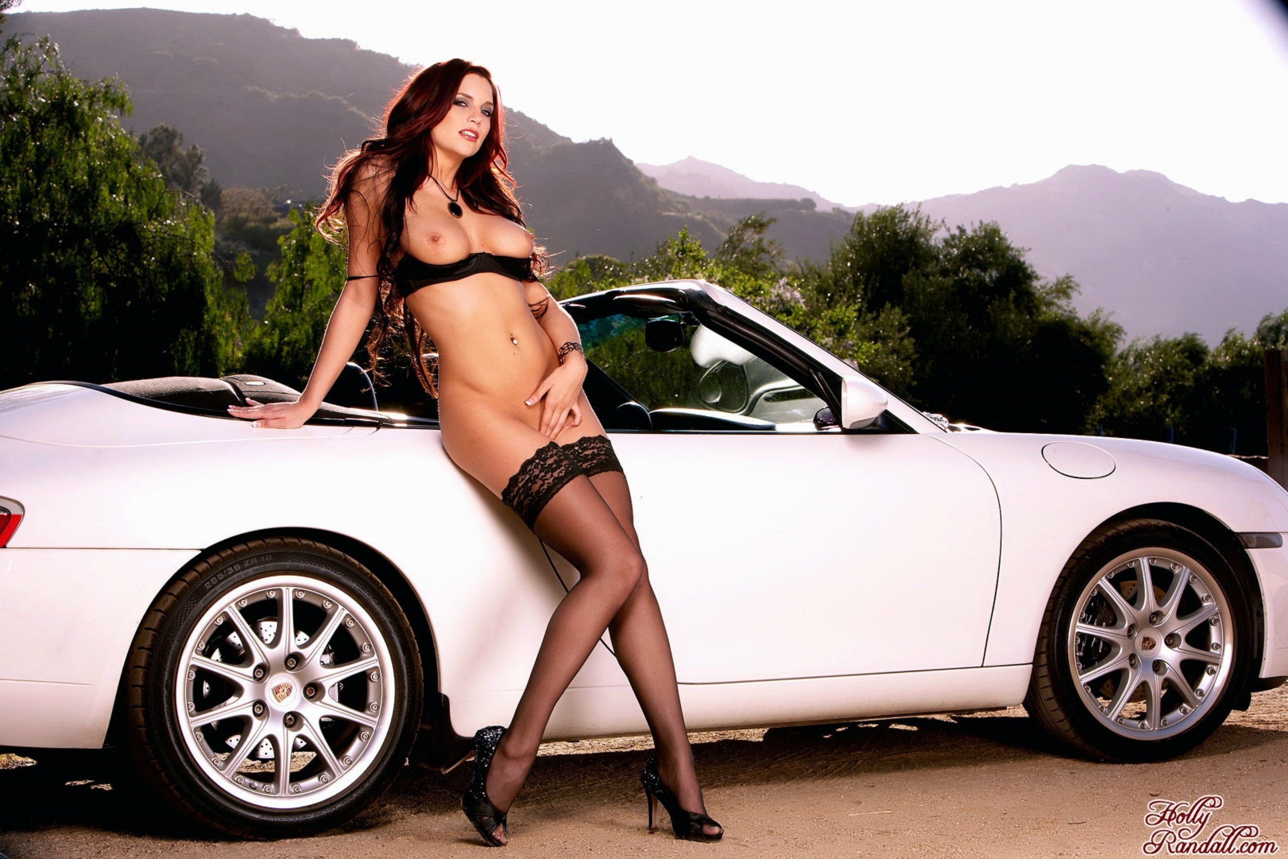 Sexy Girls and Cars Gallery Total Pro Sports