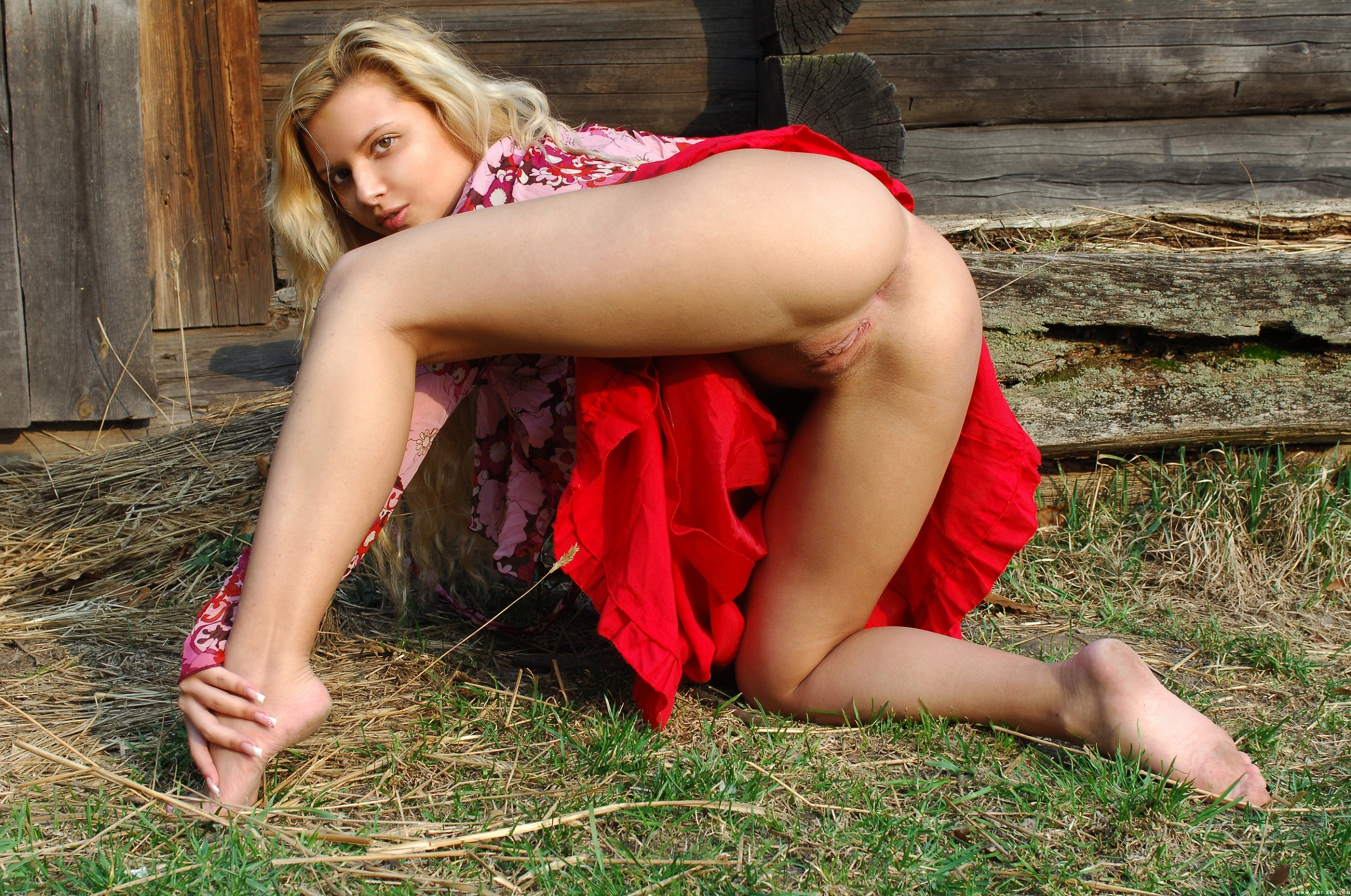 Wallpaper Angelini A, Blonde, Pussy, Hot, Spread Legs -9376