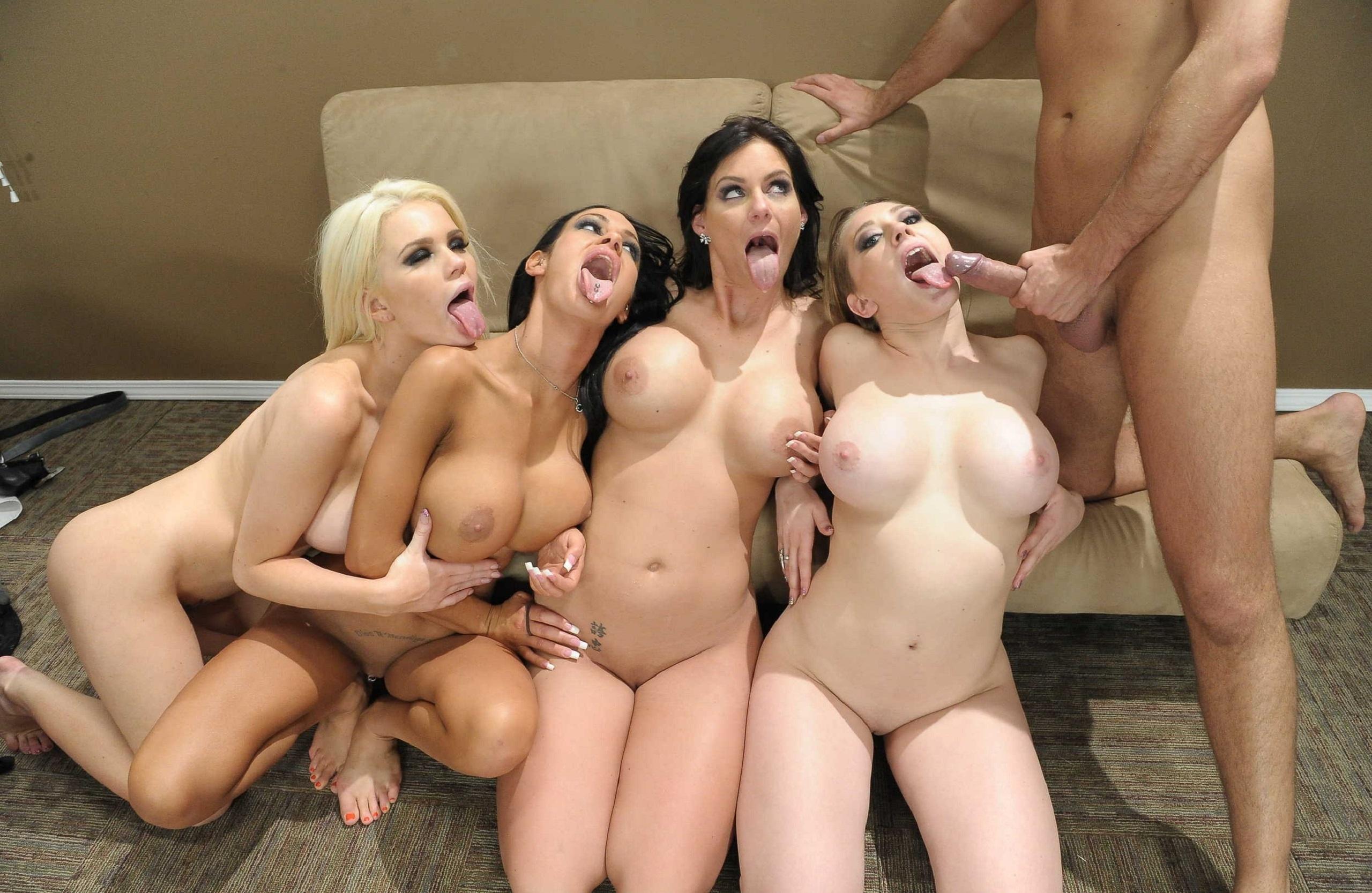 Three tit pornstar