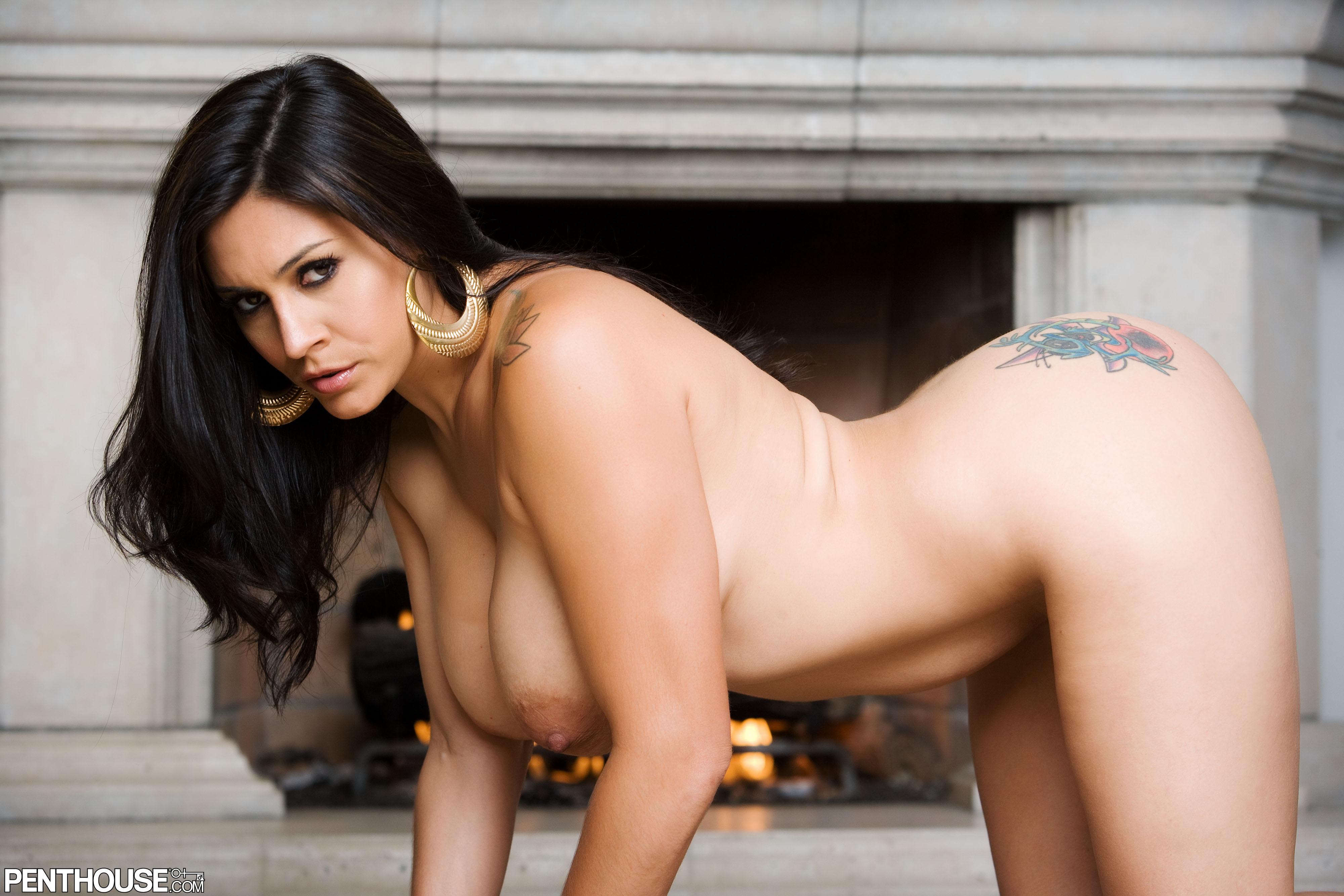 Brunette pornstars nude