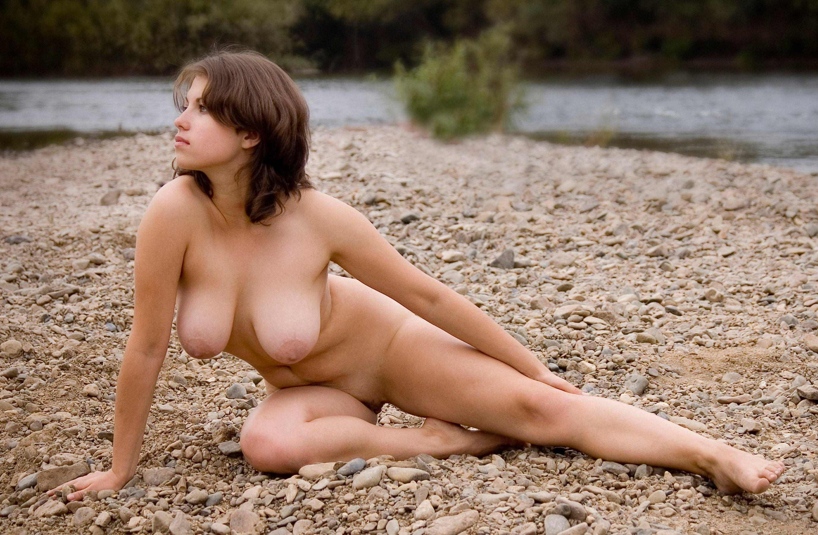 Naked nature girls