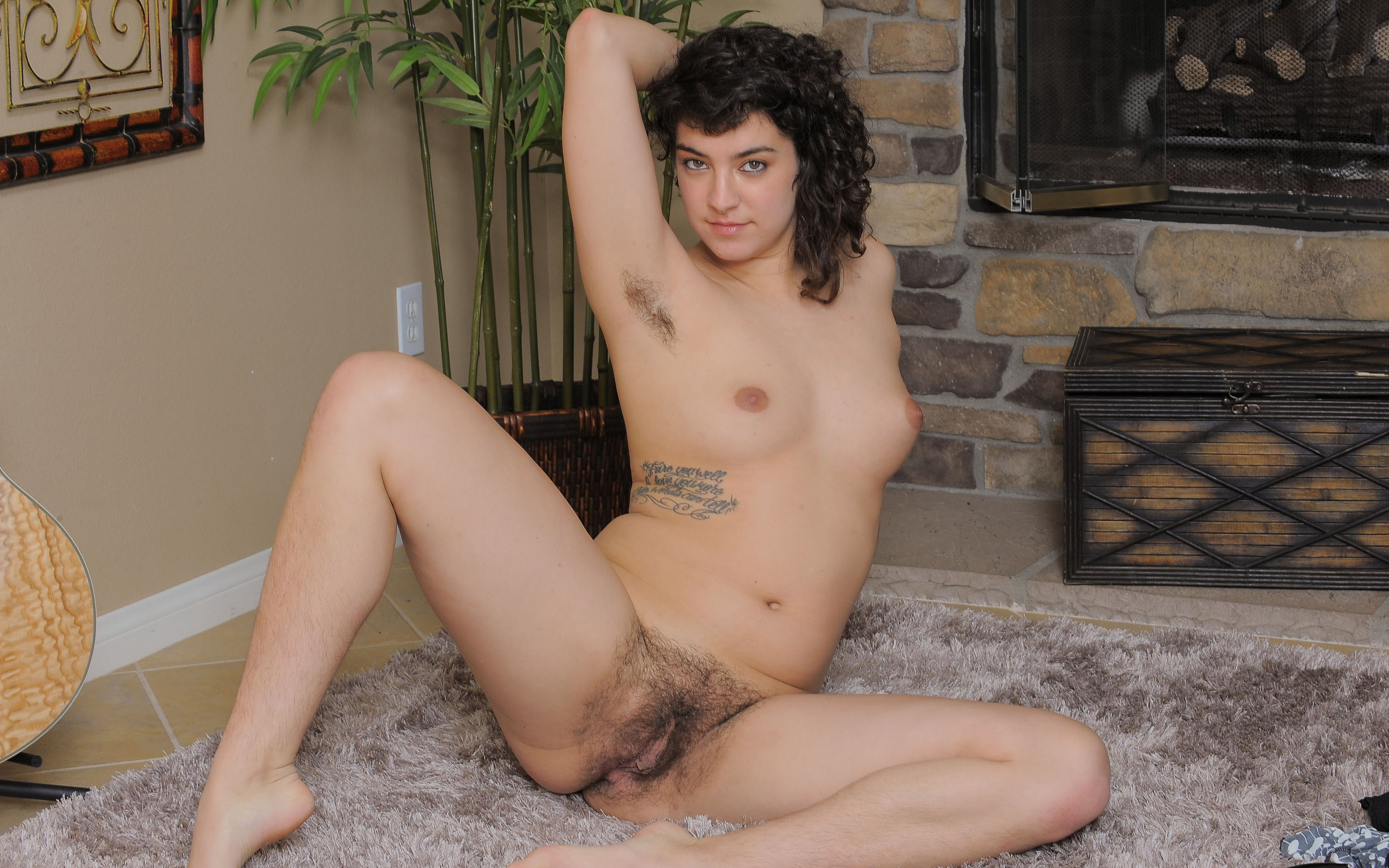 sexy girls dark tattoo nude