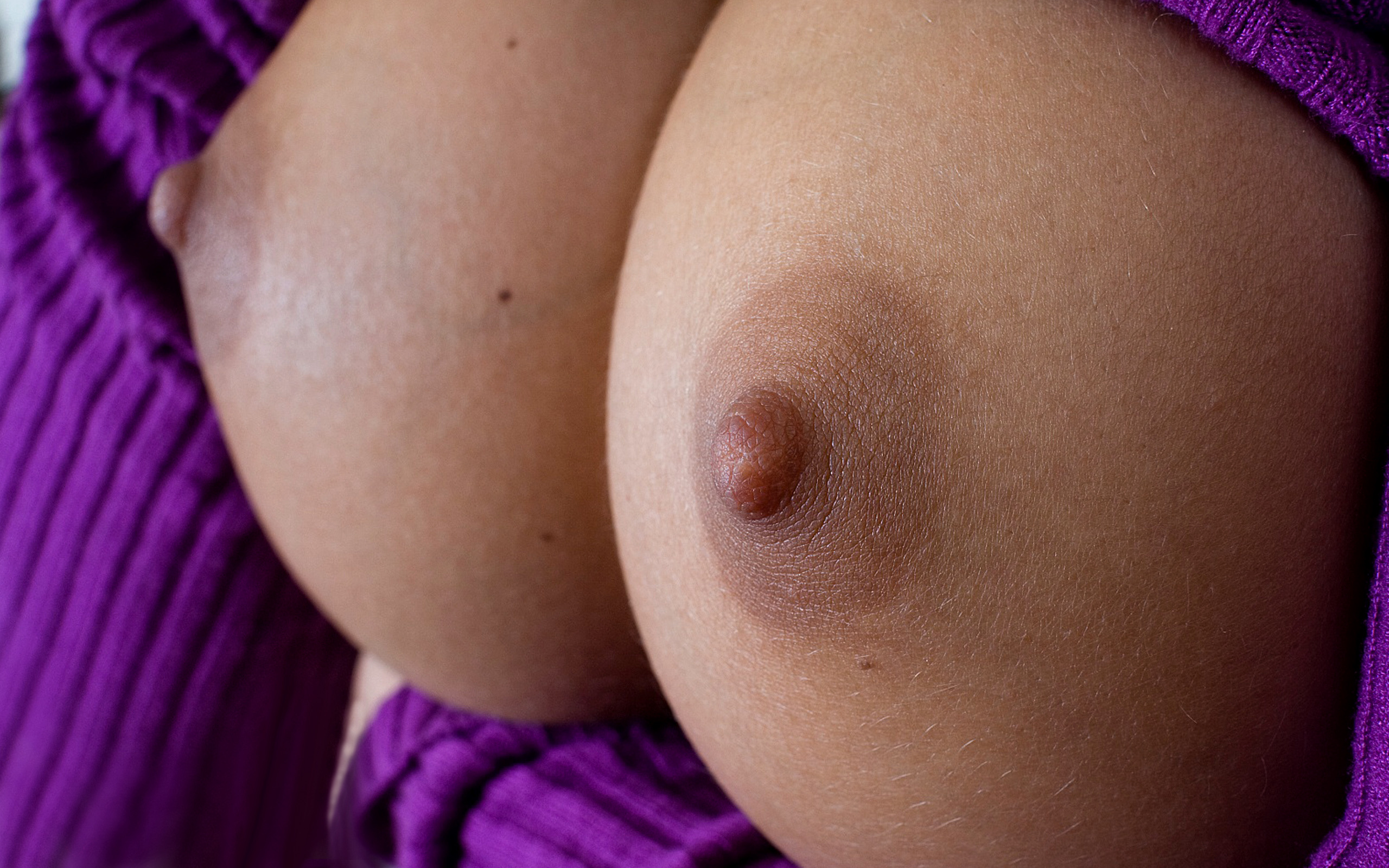 Gorgeous Puffy Nipples