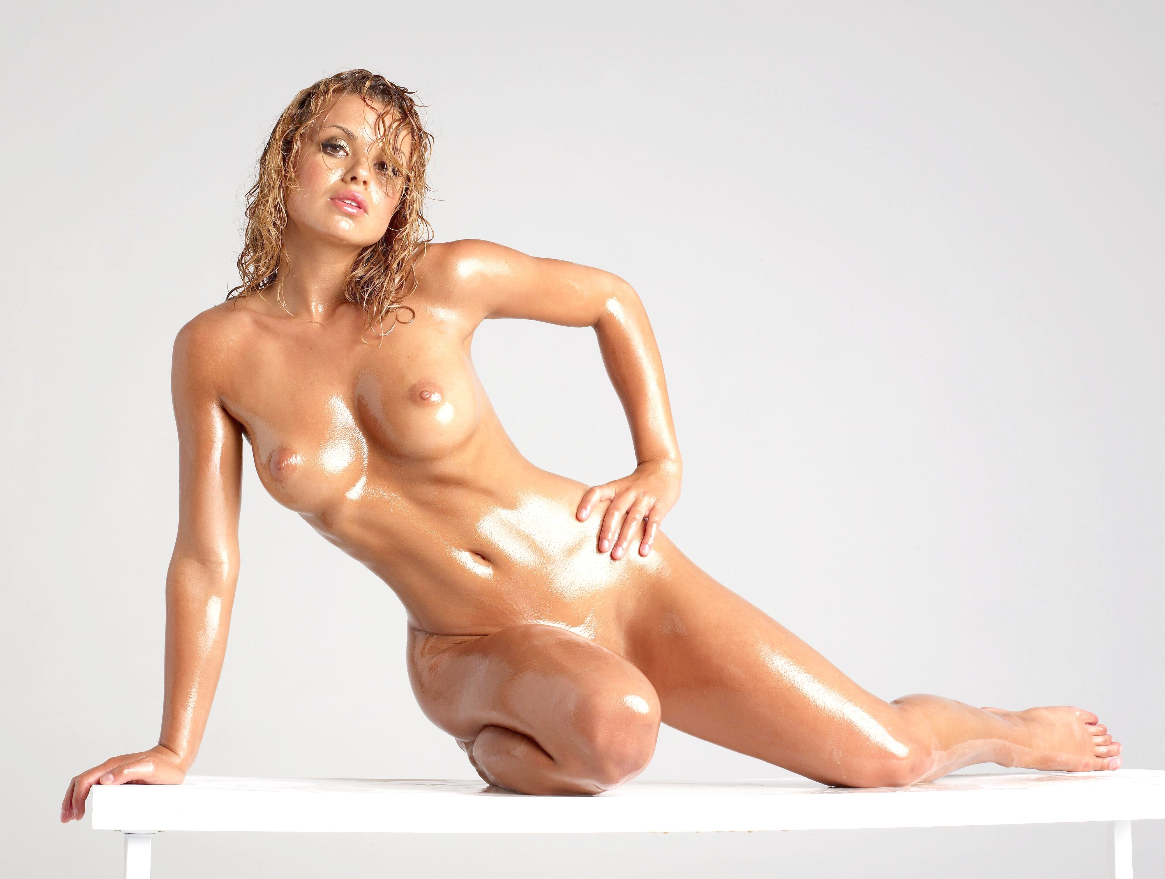Oil Naked