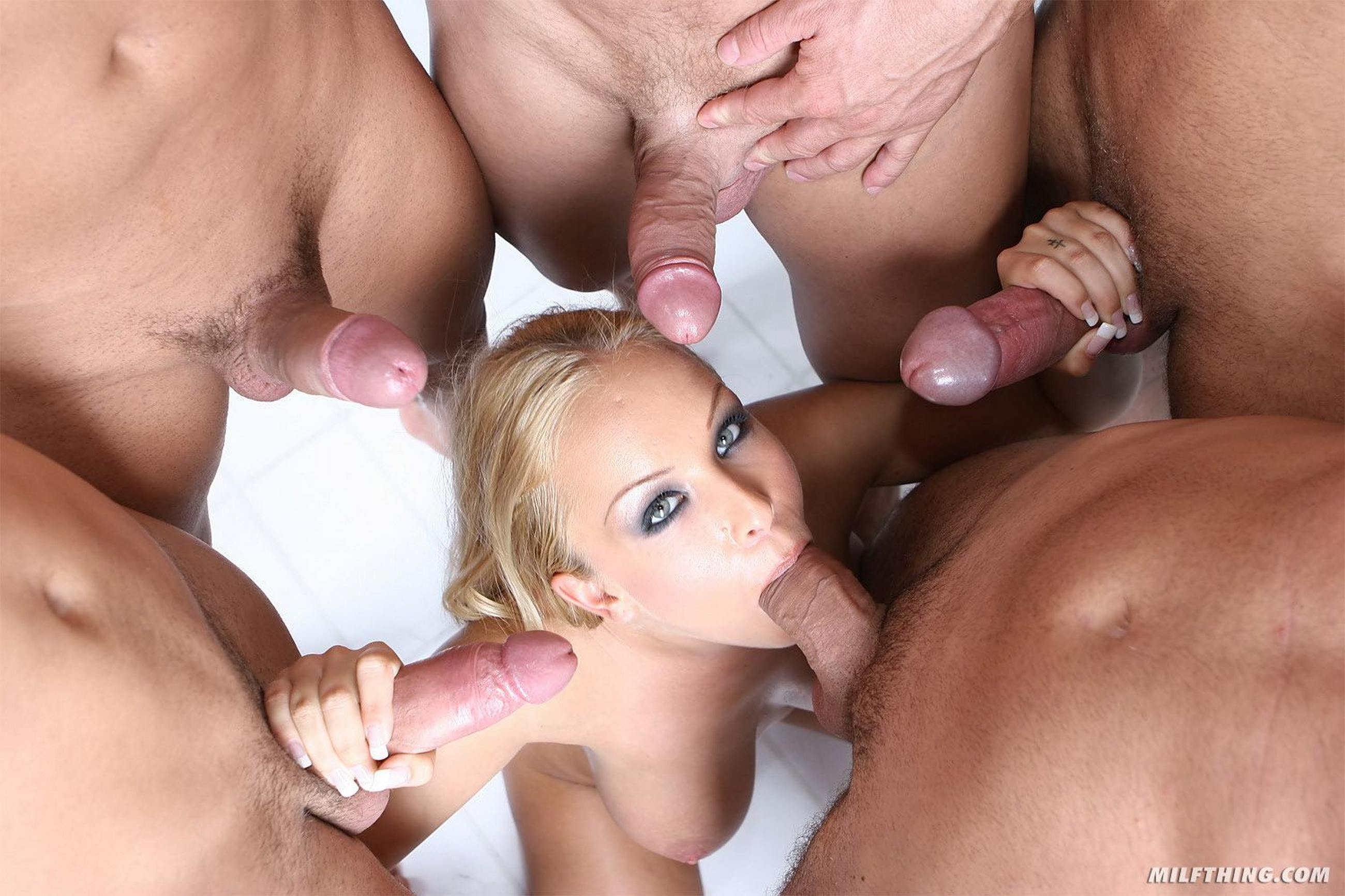 Gang bang multiple girls-5398