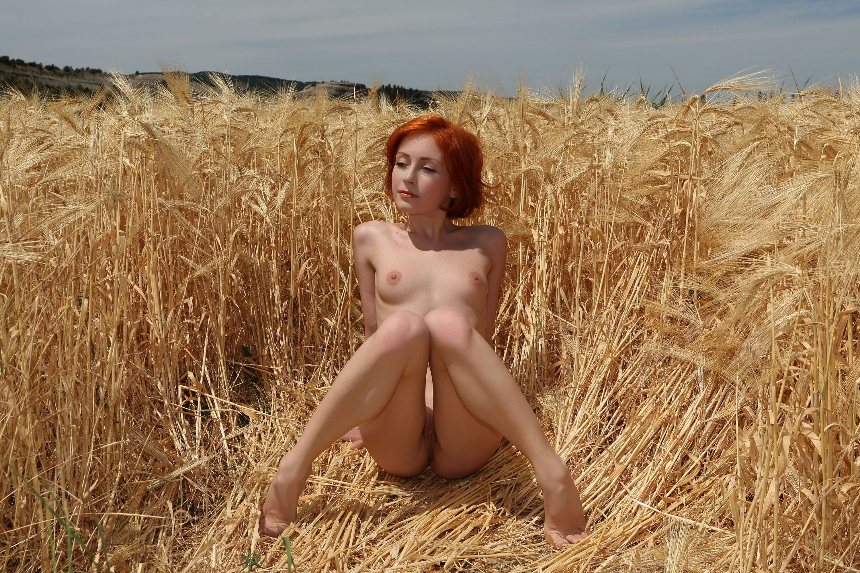 Think, shorthair ginger naked girl quickly