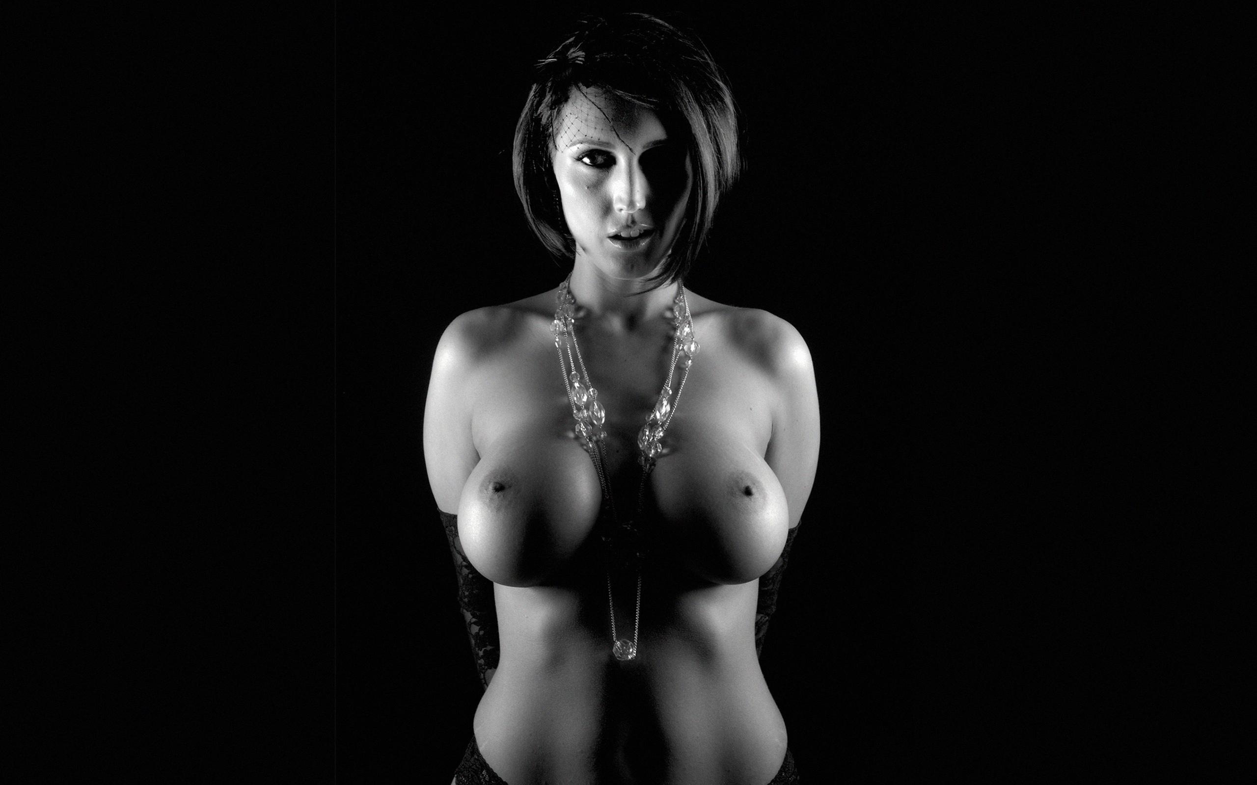 Wallpaper Dylan Ryder, Big Breasts, Boobs, Brunette, Hot -8929