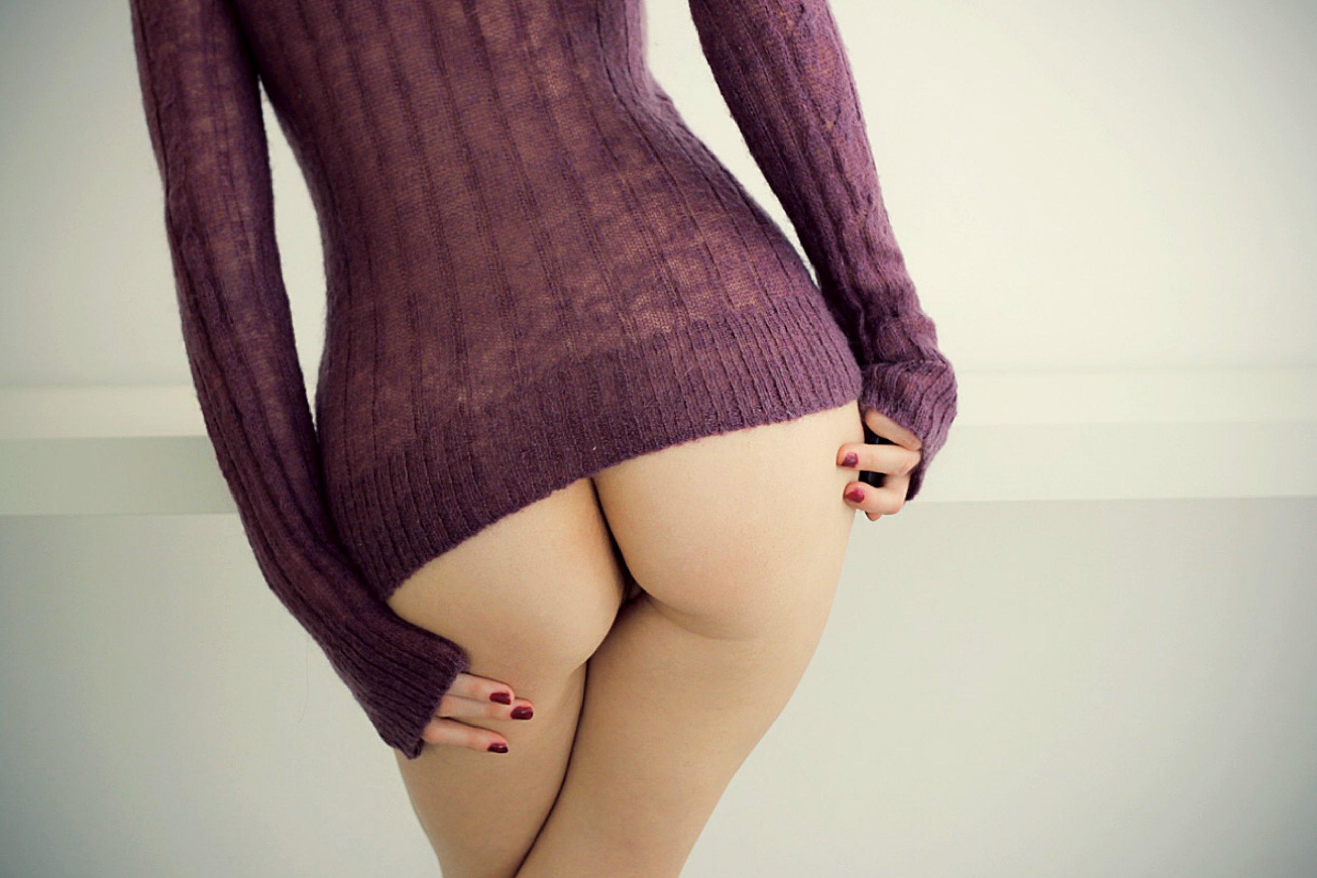 Эро фото свитер 10 фотография